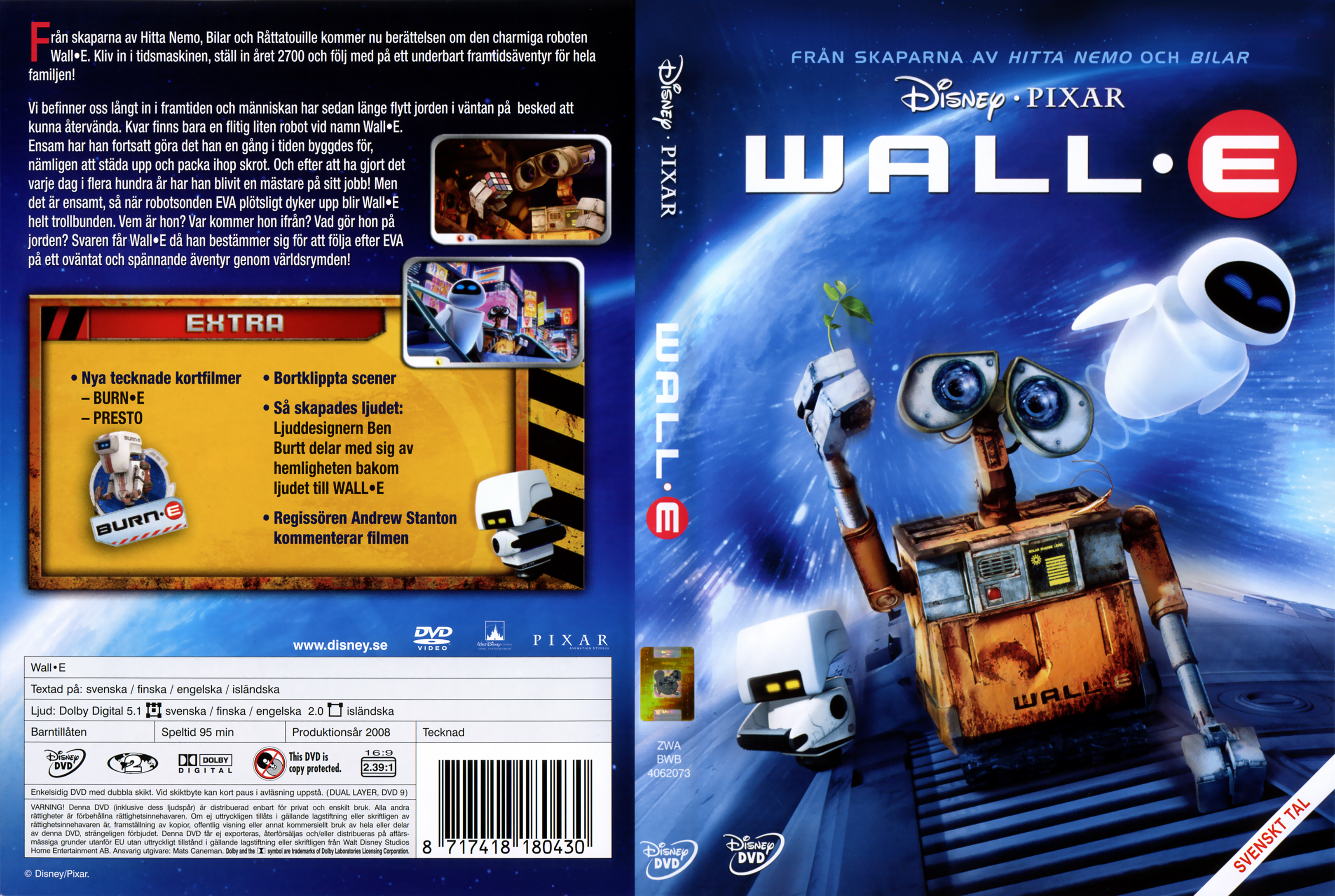 coversboxsk walle high quality dvd blueray movie