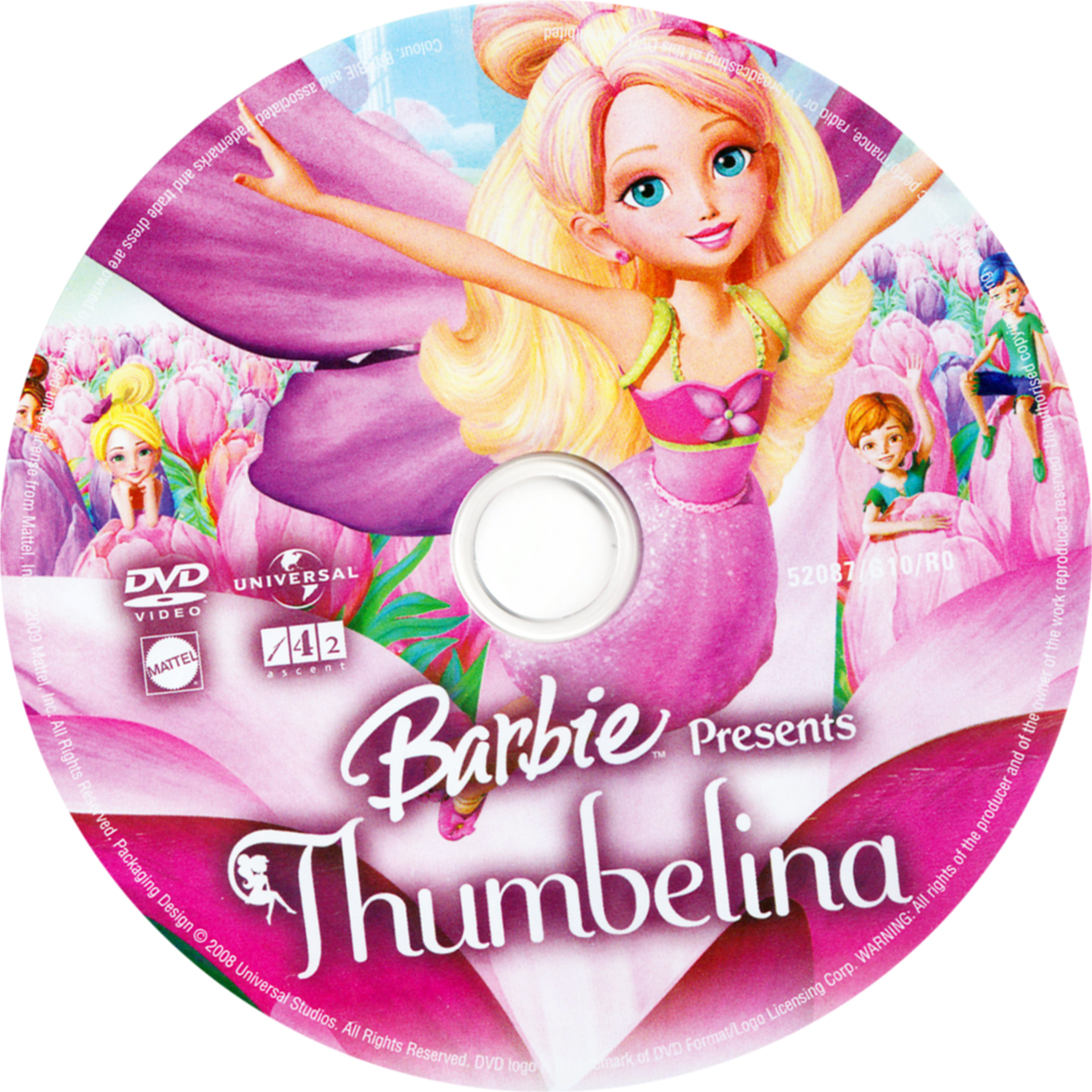 cd barbie