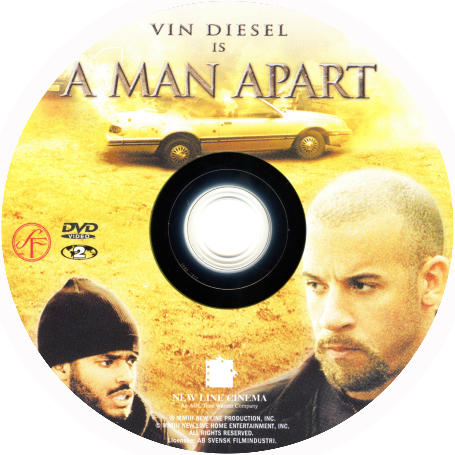 COVERS.BOX.SK ::: A Man Apart