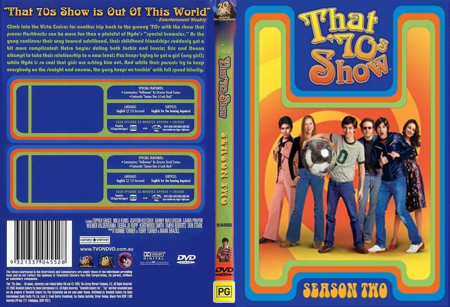 That 70s Show (season 2)
