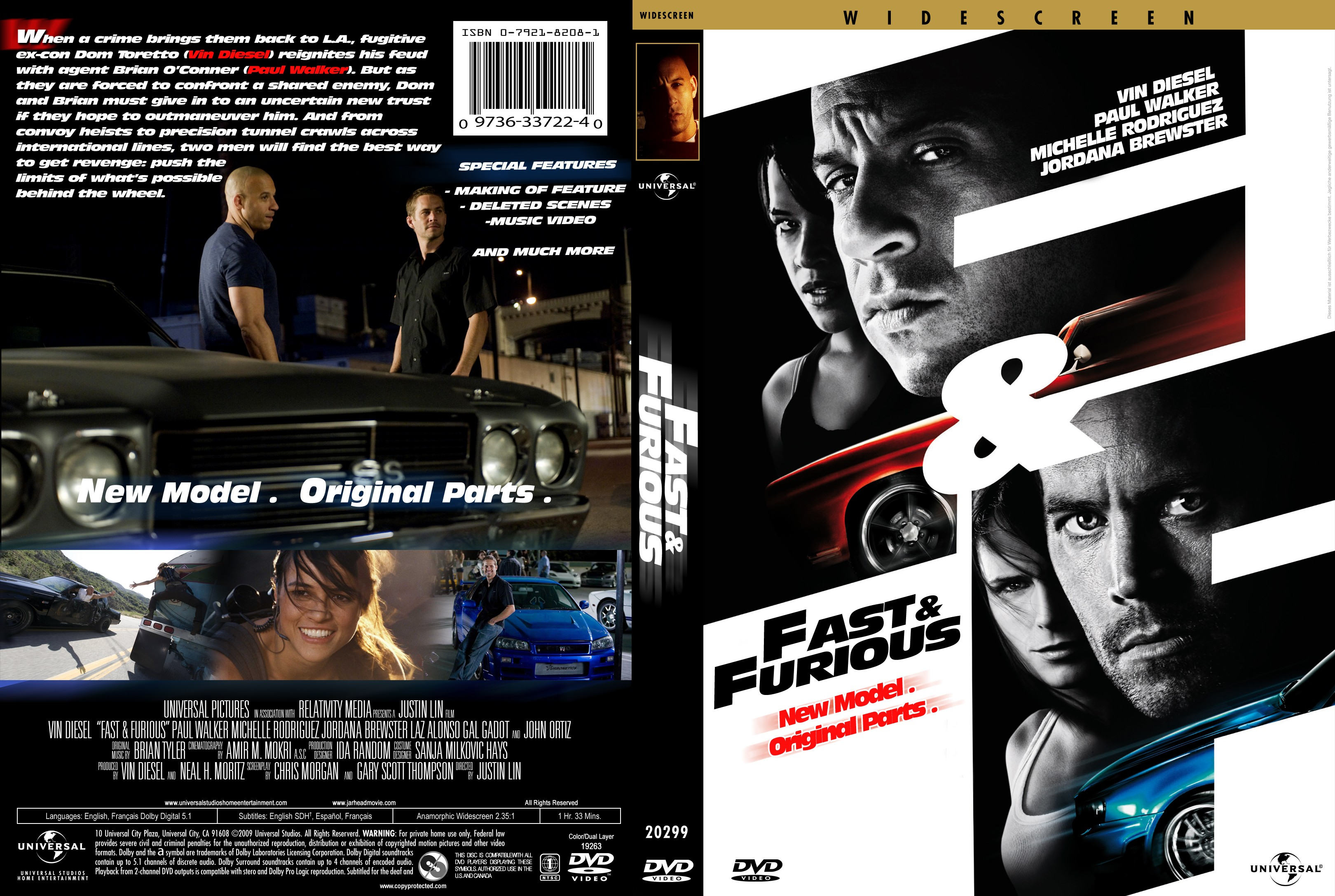 covers box sk fast and furious 2009 high quality. Black Bedroom Furniture Sets. Home Design Ideas
