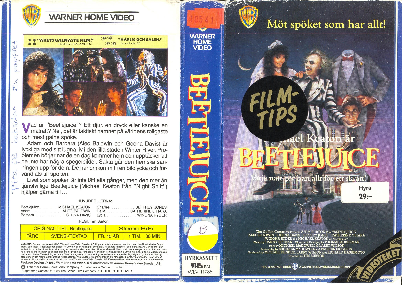 Beetlejuice 1988 - Viewing Gallery Alec Baldwin