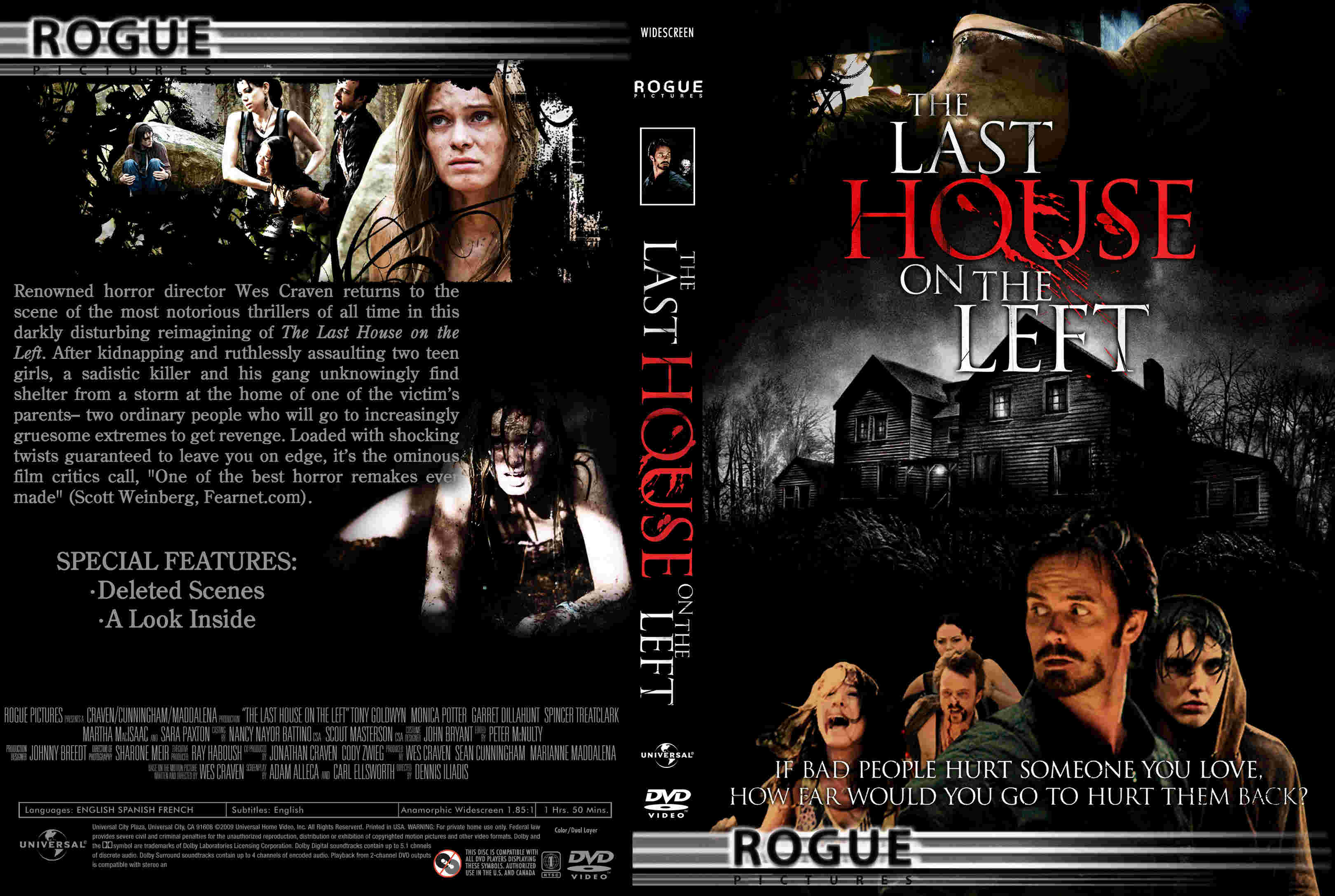 Staff Pick 4 The Last House The Left The Last House