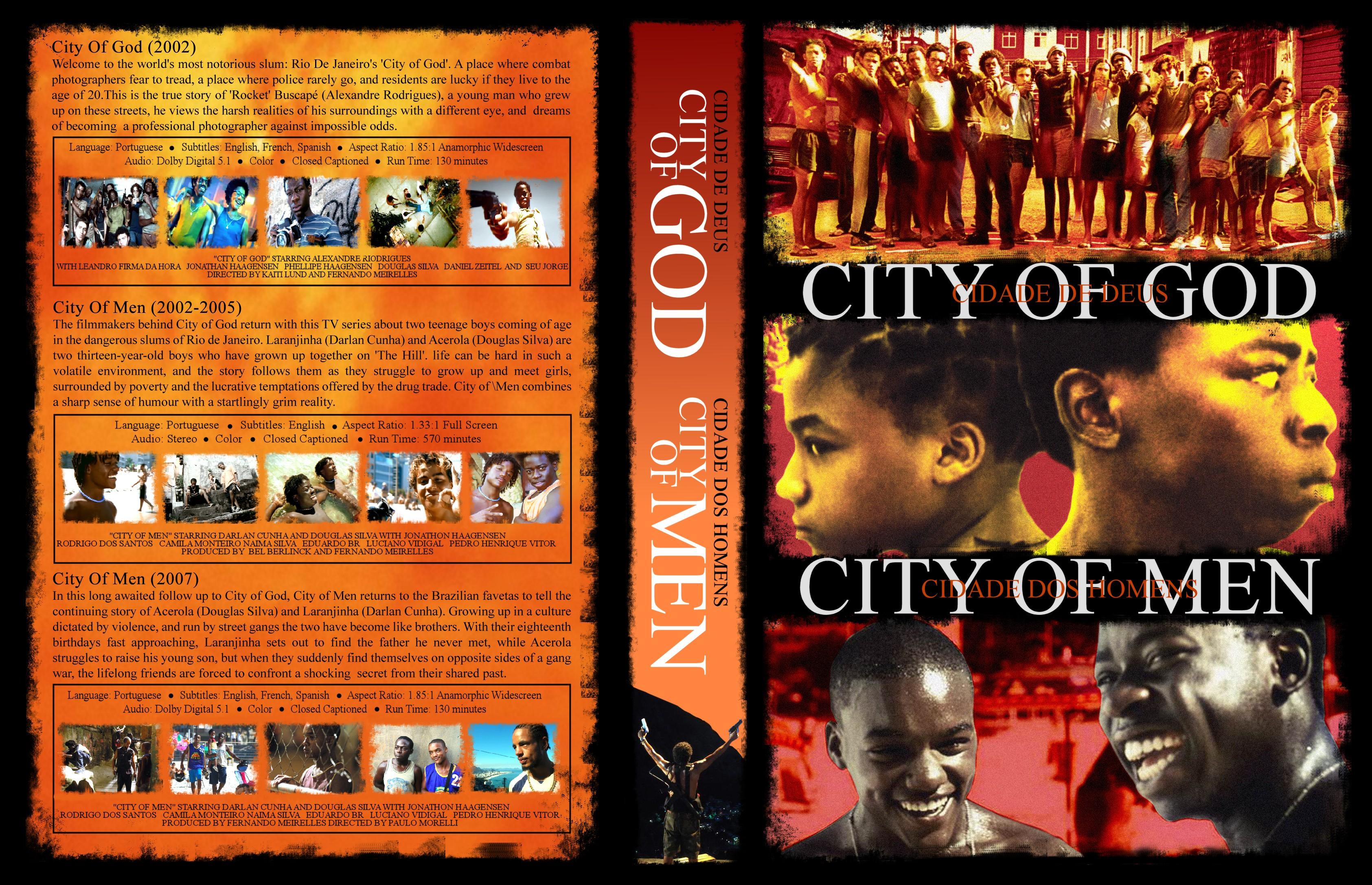 city of god story of a