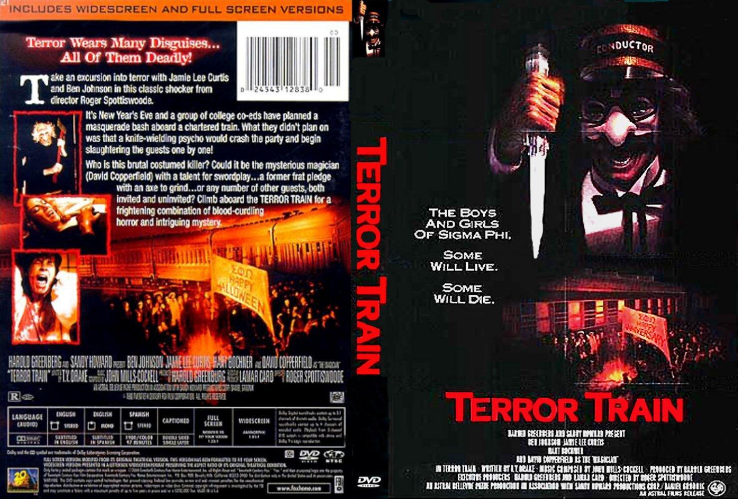 terror train blu ray wallpaper no 1 wallpaper hd