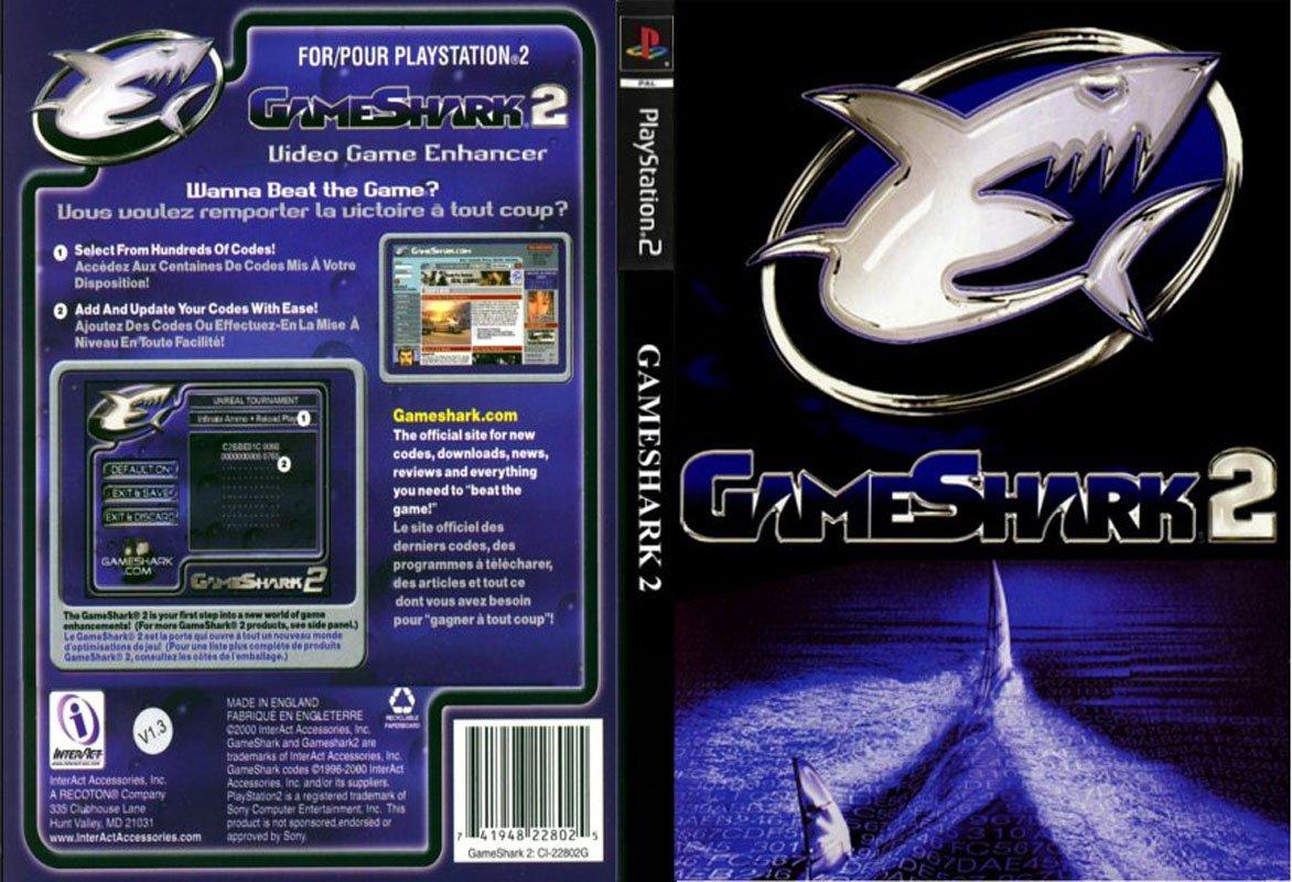 Playstation one gameshark