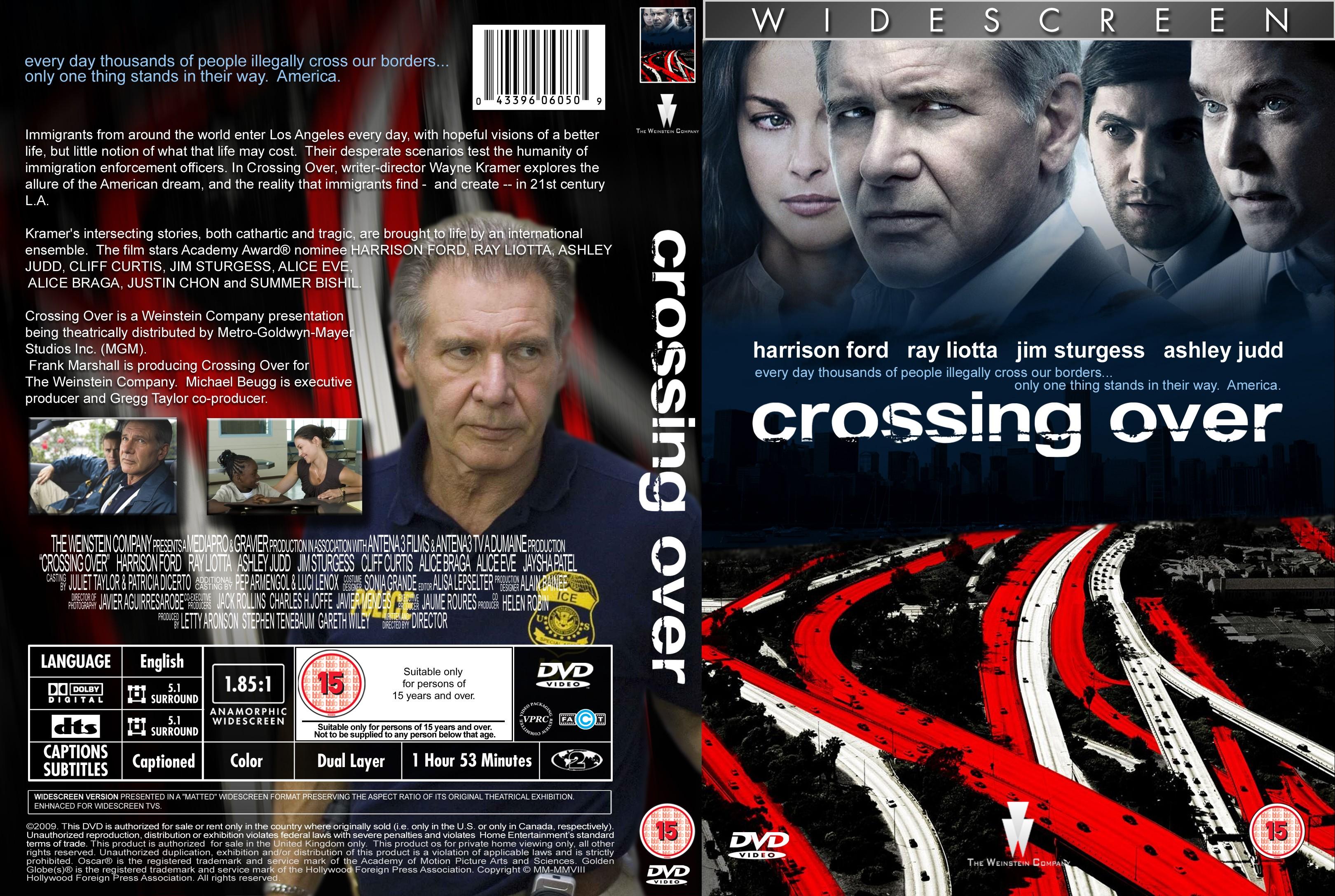 Crossing Over Film - Home | Facebook