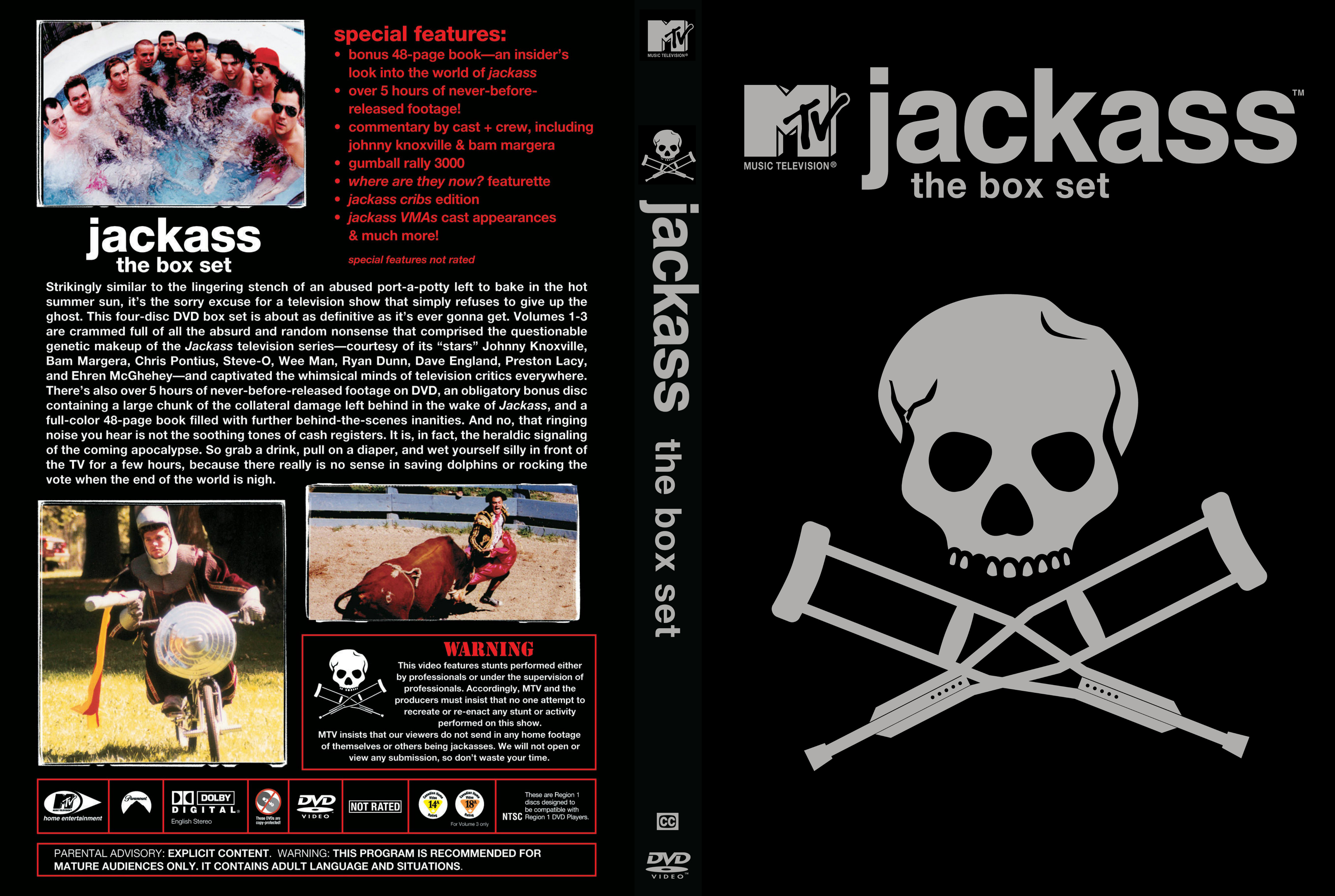Congratulate, your jack ass volume 1 all became