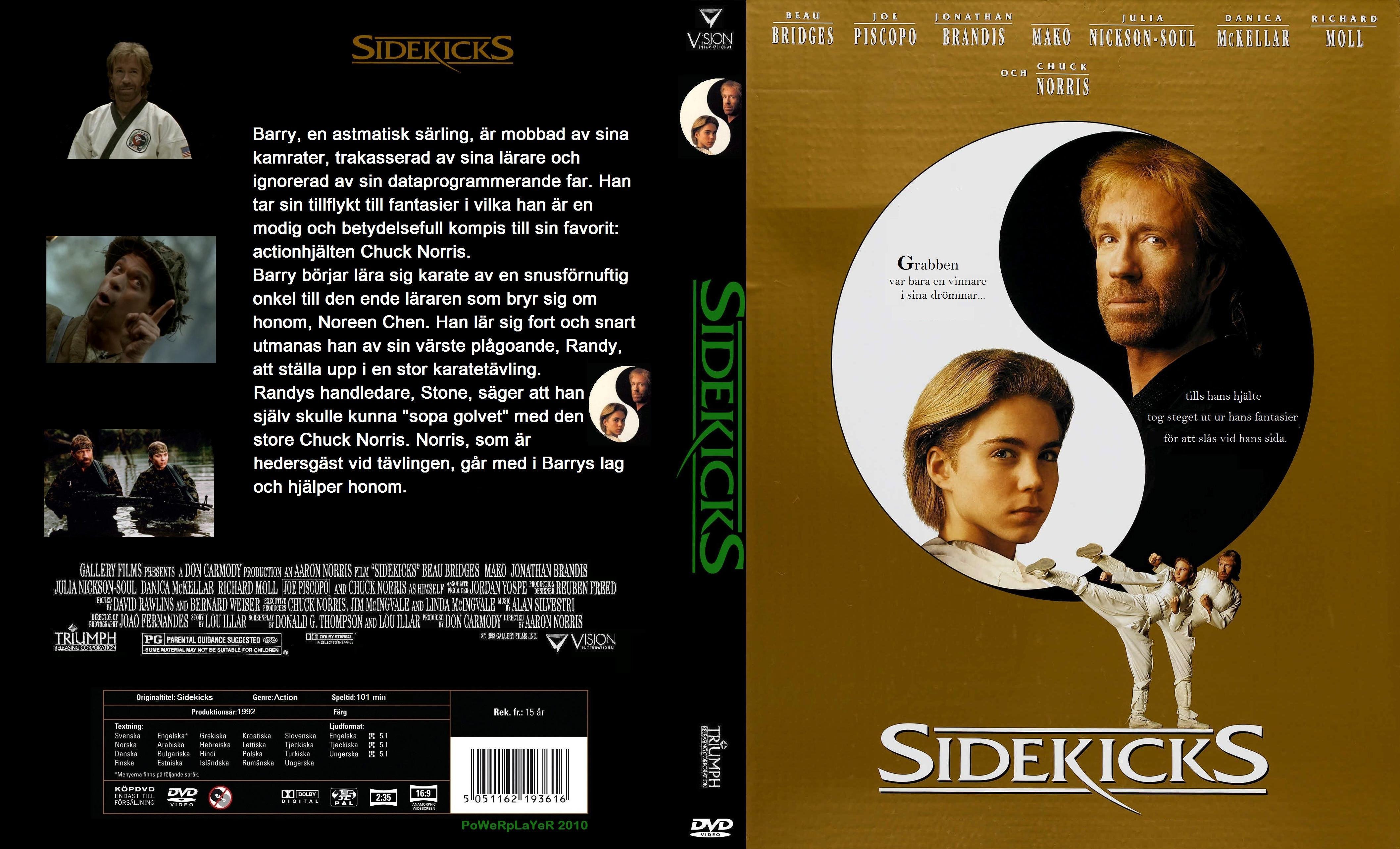 Sidekicks 1992