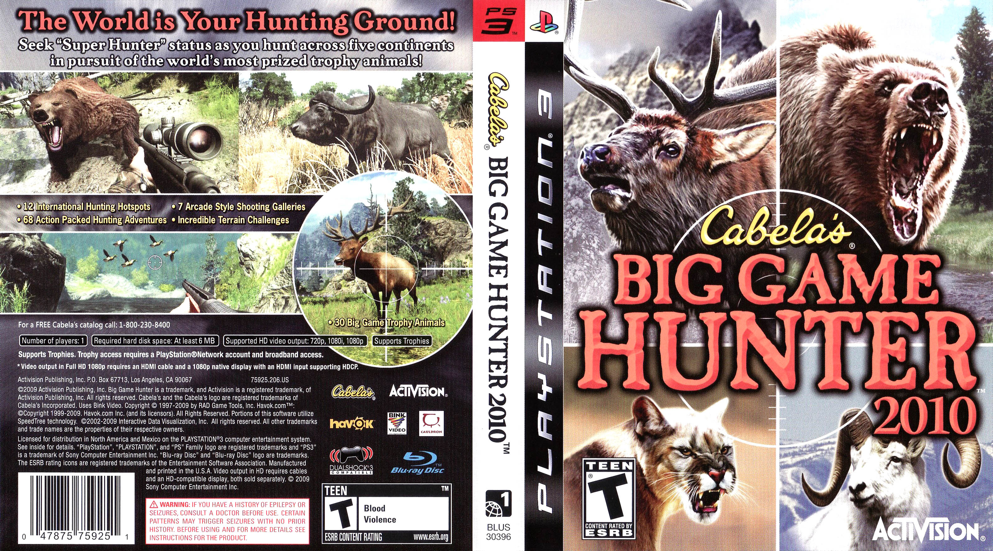 cabelas big game hunter 2010 download pc