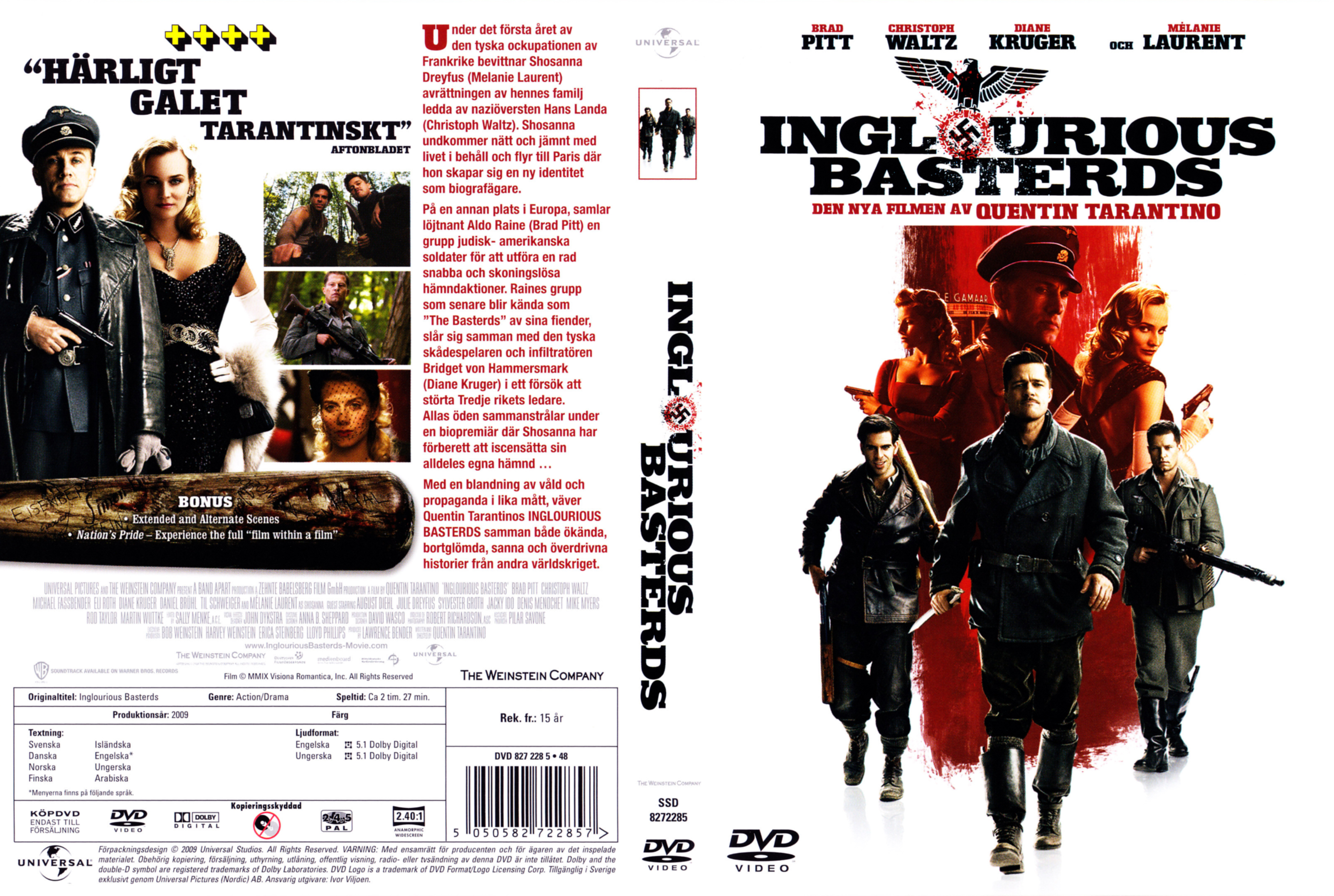 incongruent historical films inglourious basterds essay