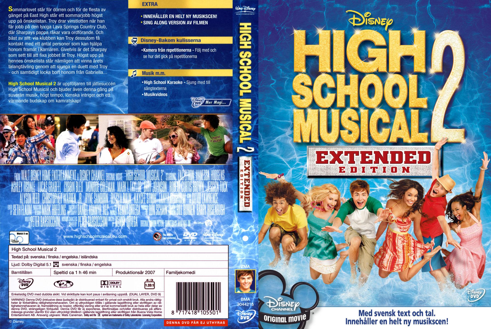 Hsm2 the movie