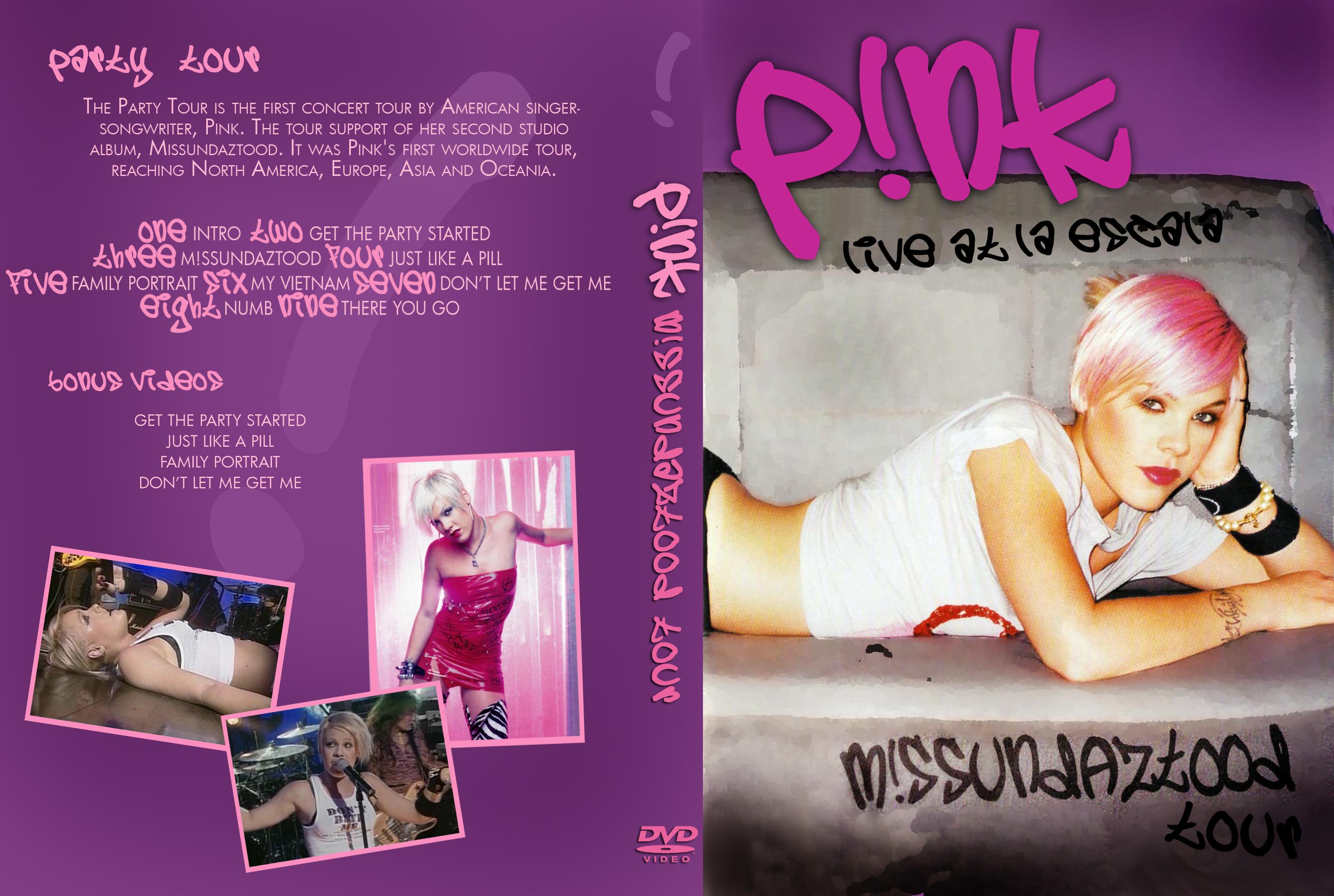 pink missundaztood album download