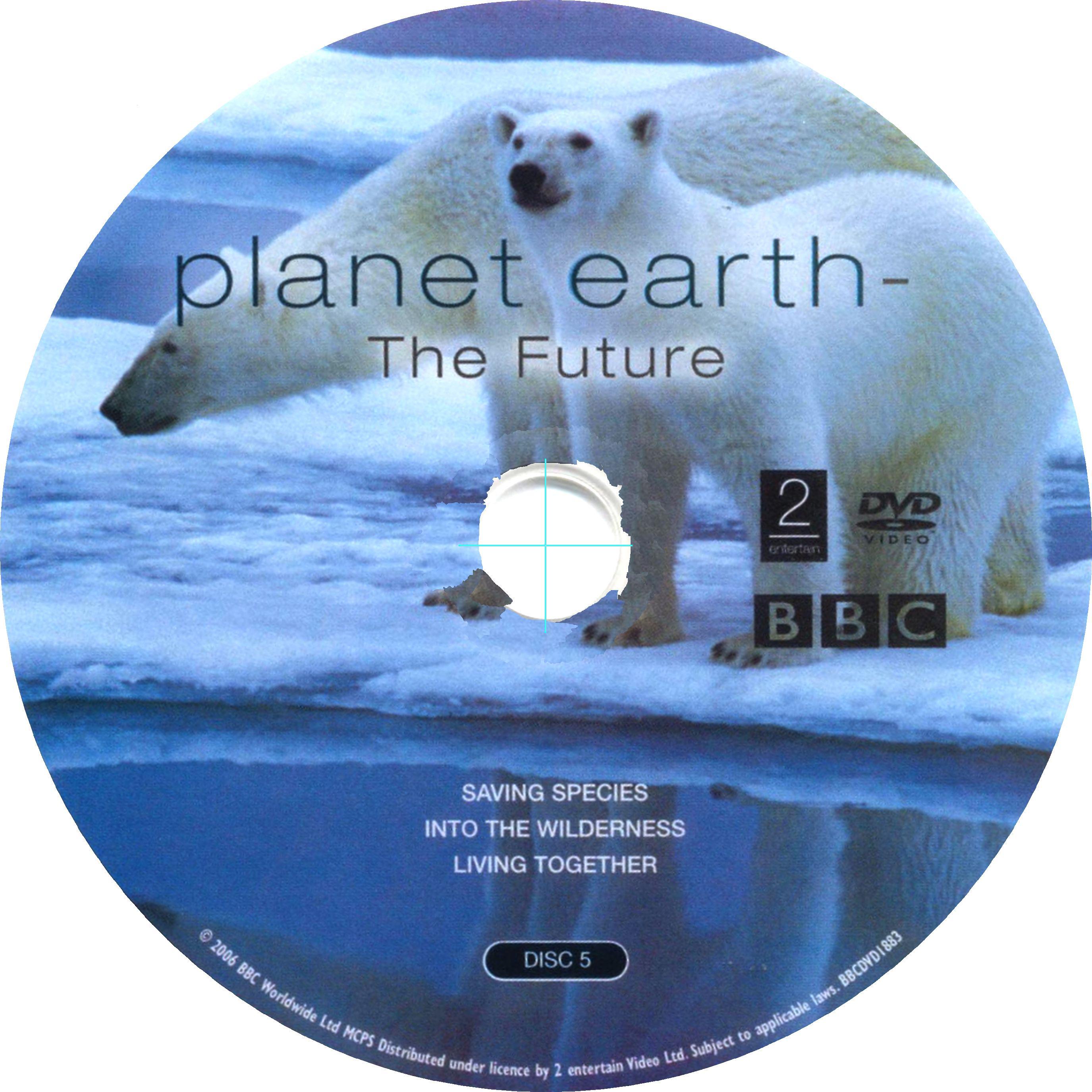 planet earth dvd