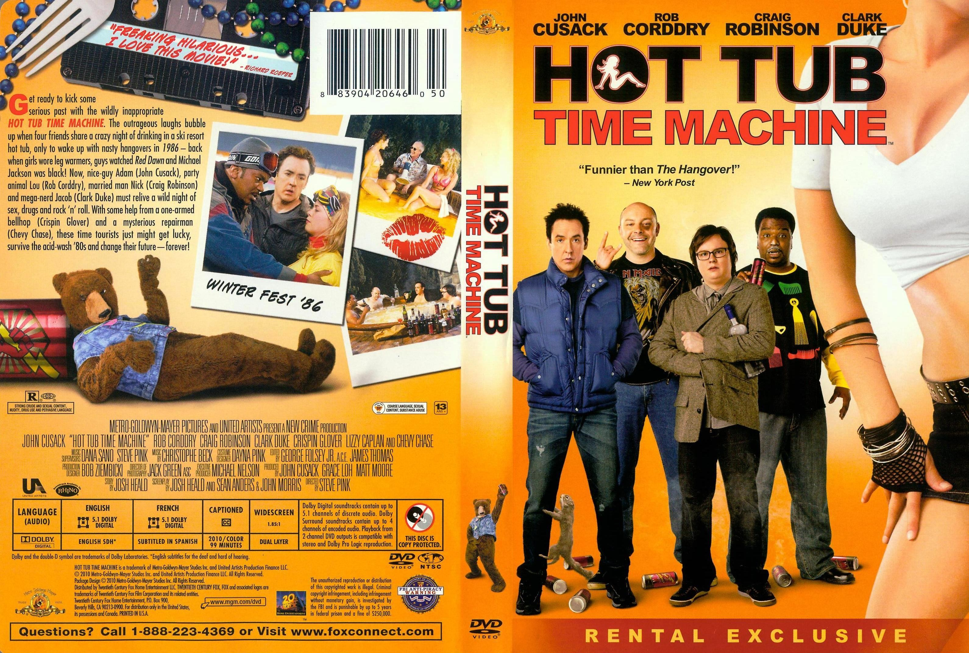 tub time machine cincinnati box