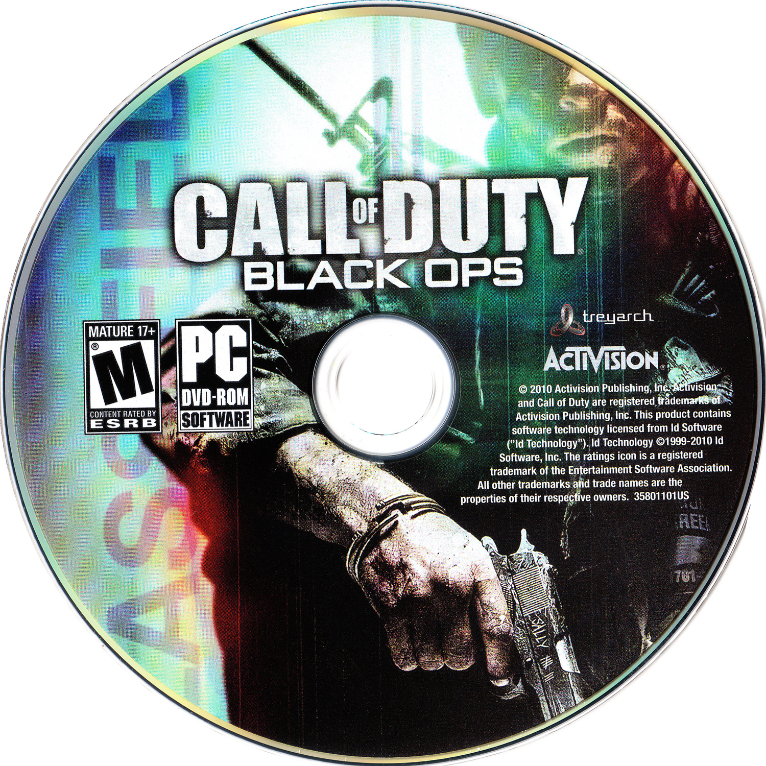 Call of Duty Black Ops 22010.