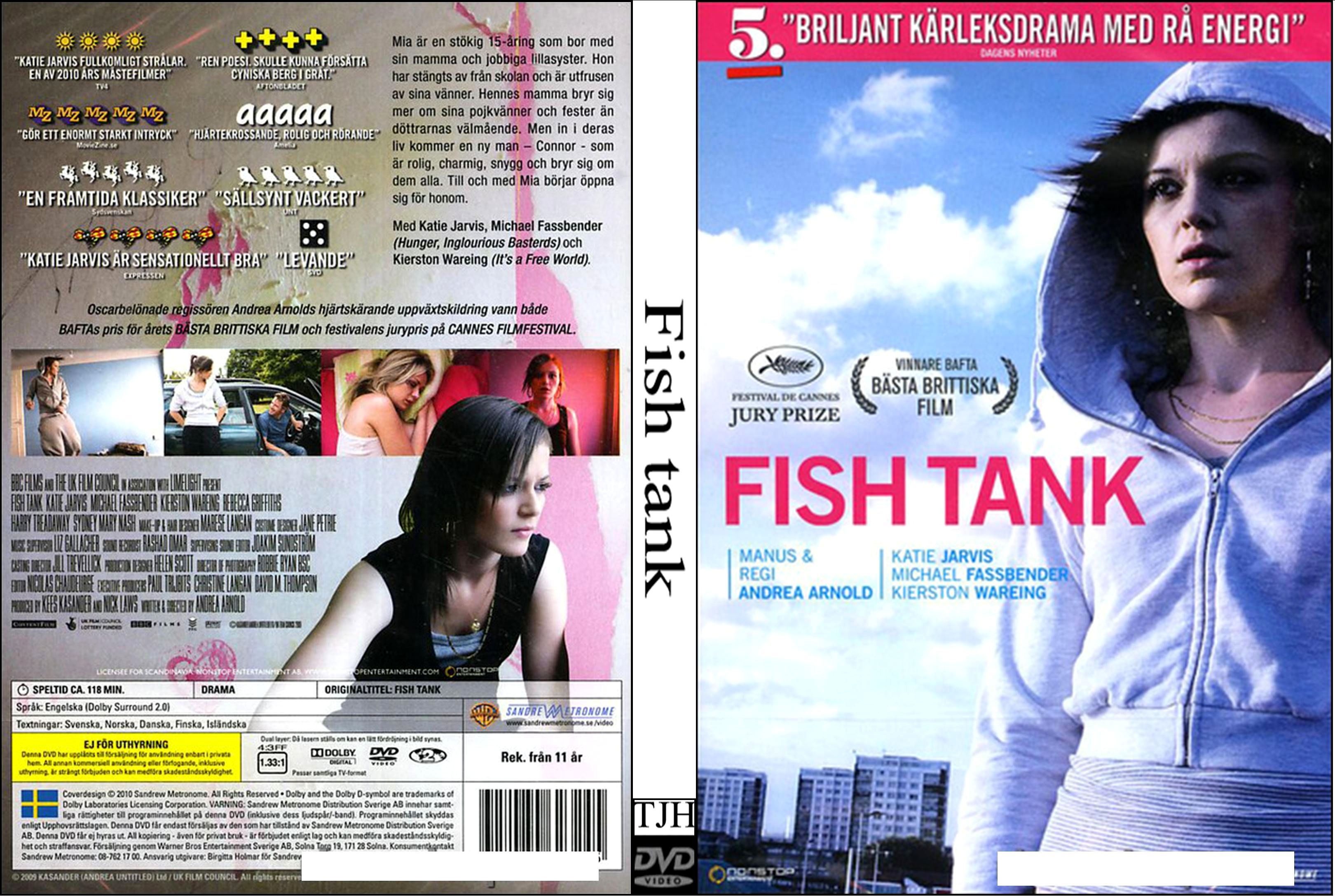 COVERS BOX SK Fish tank high quality DVD Blueray Movie