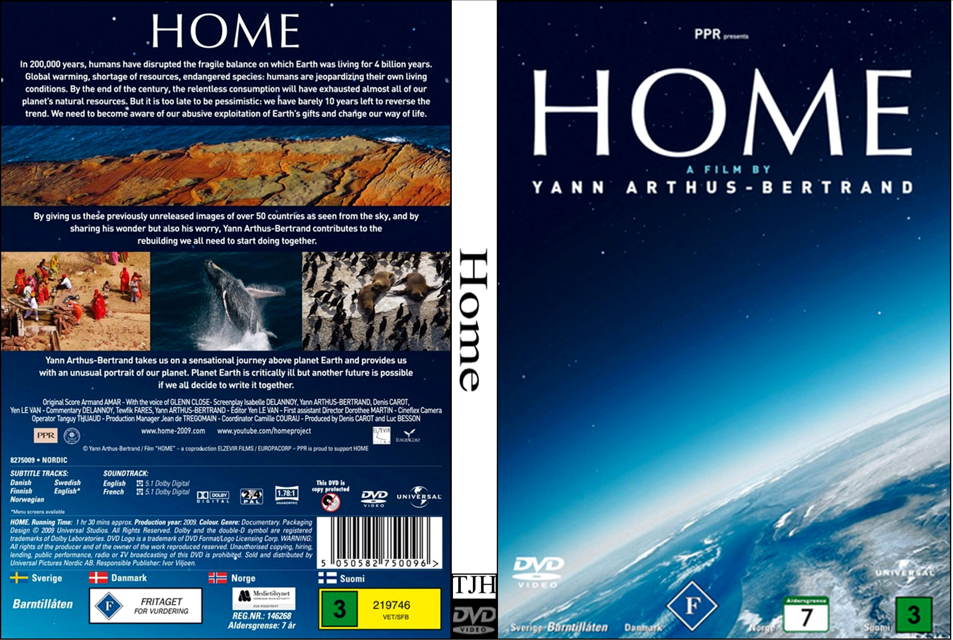 Home (yann arthus bertrand 2009)