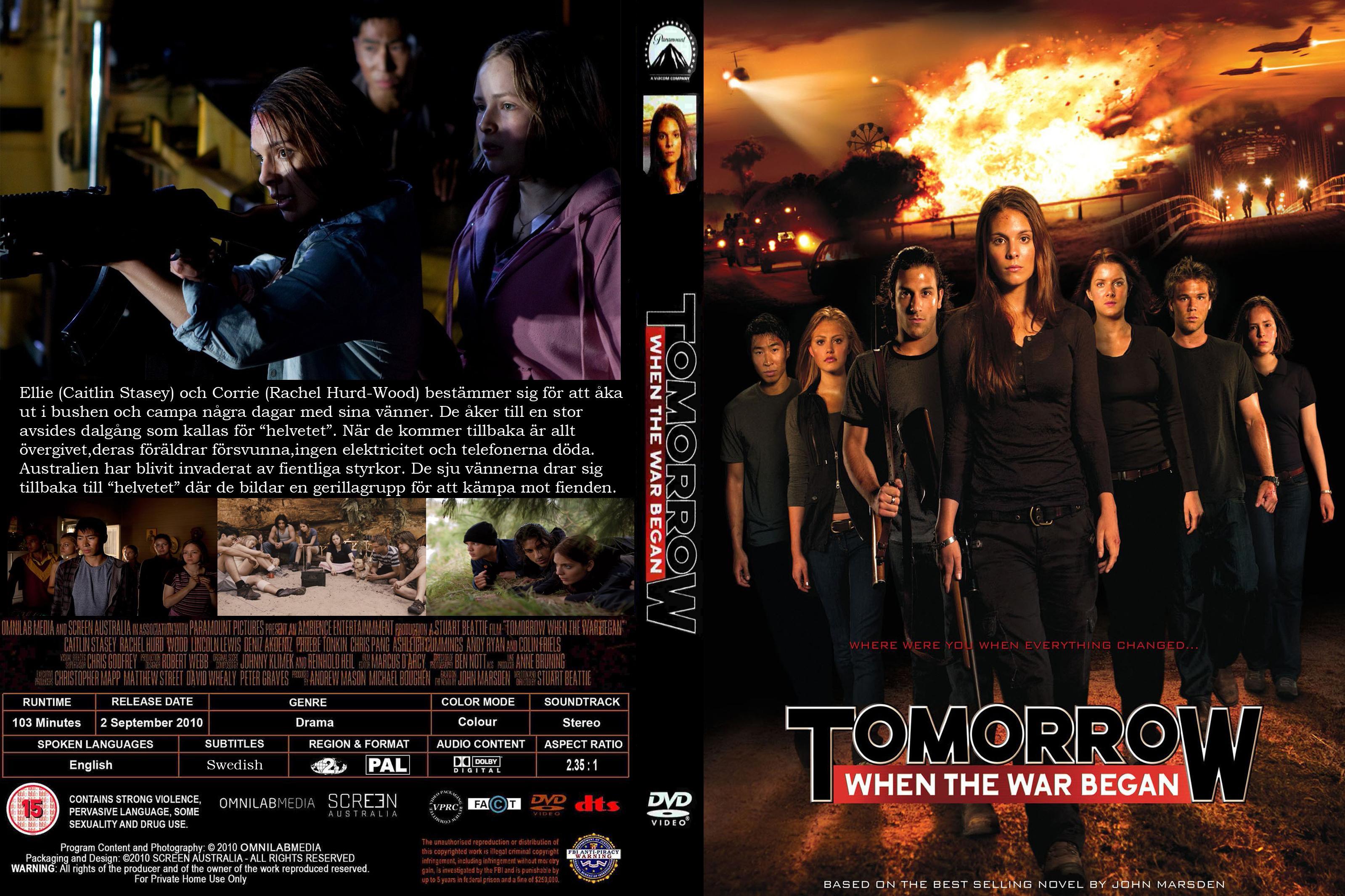 tomorrow when the war began jhn marsen change theme essay