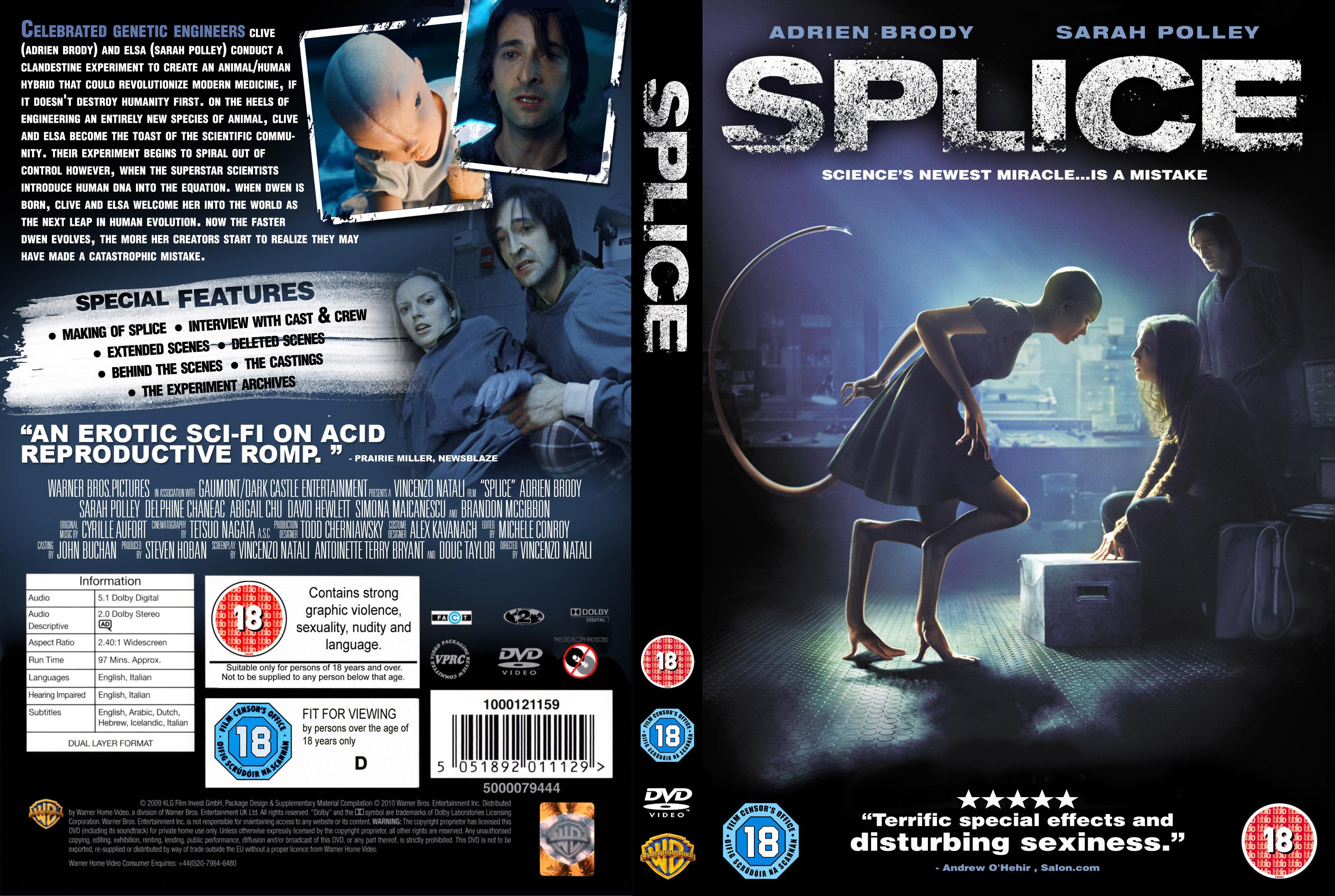 Happyotter: SPLICE (2009)