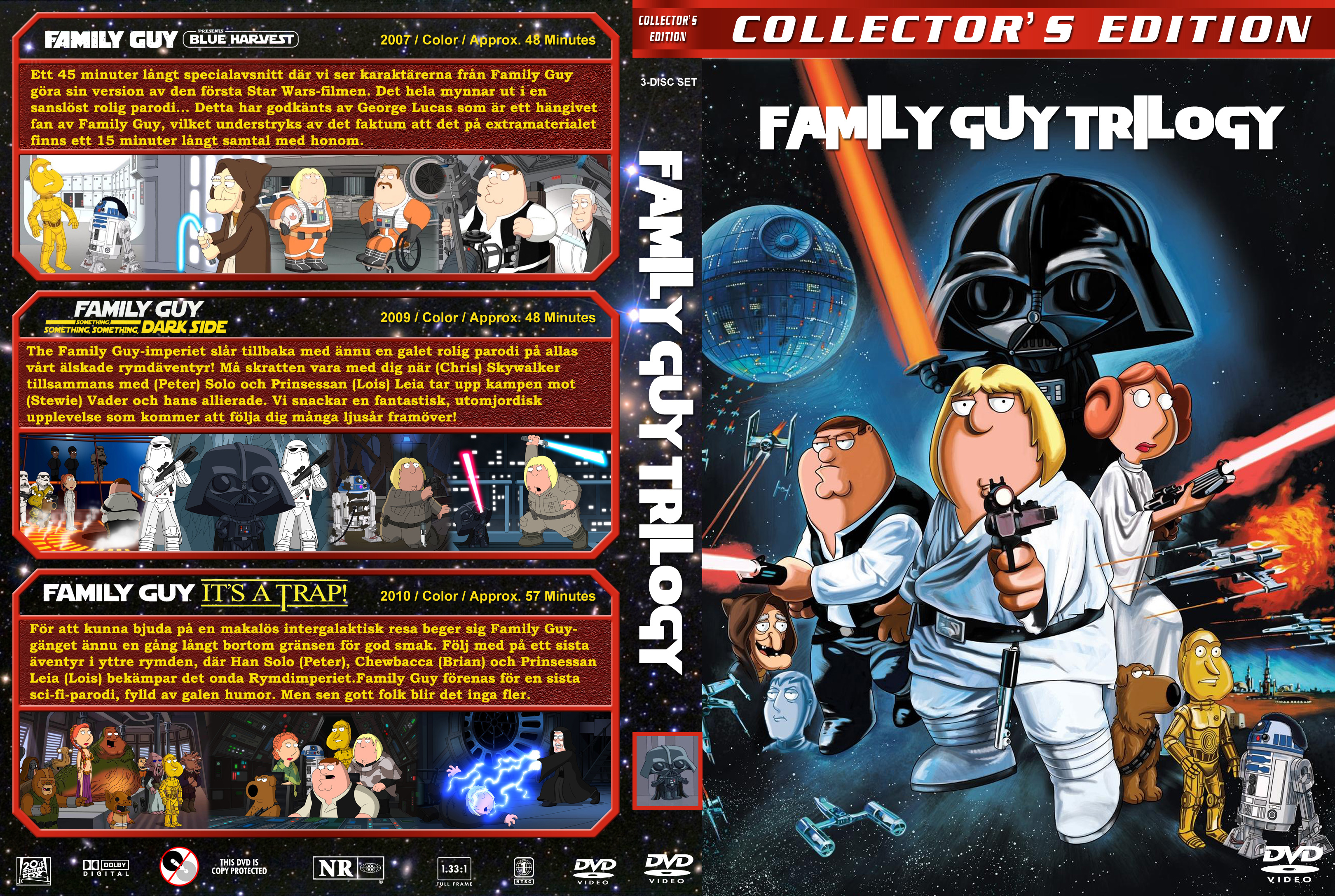 coversboxsk family guy trilogy high quality dvd
