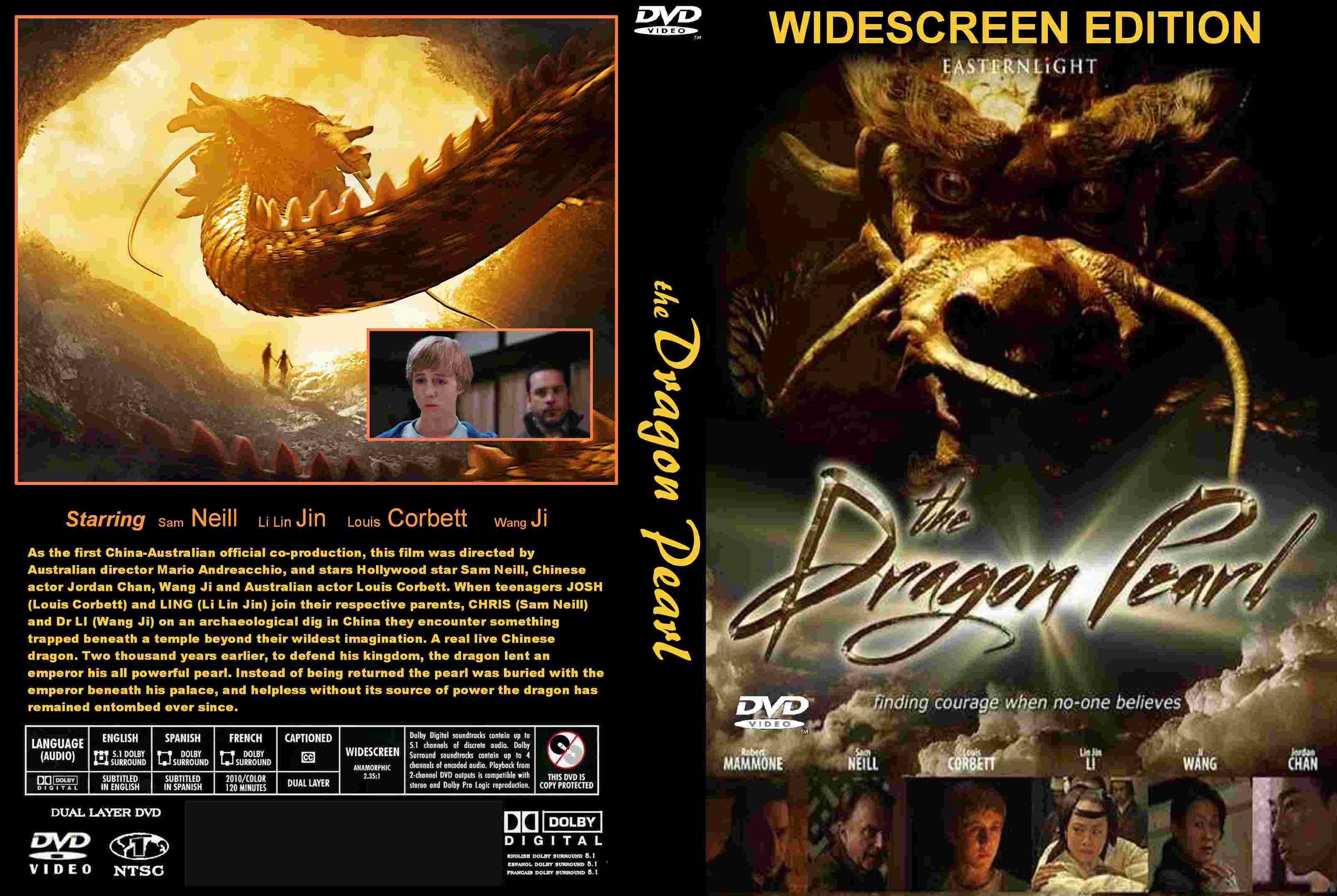 the dragon pearl full movie