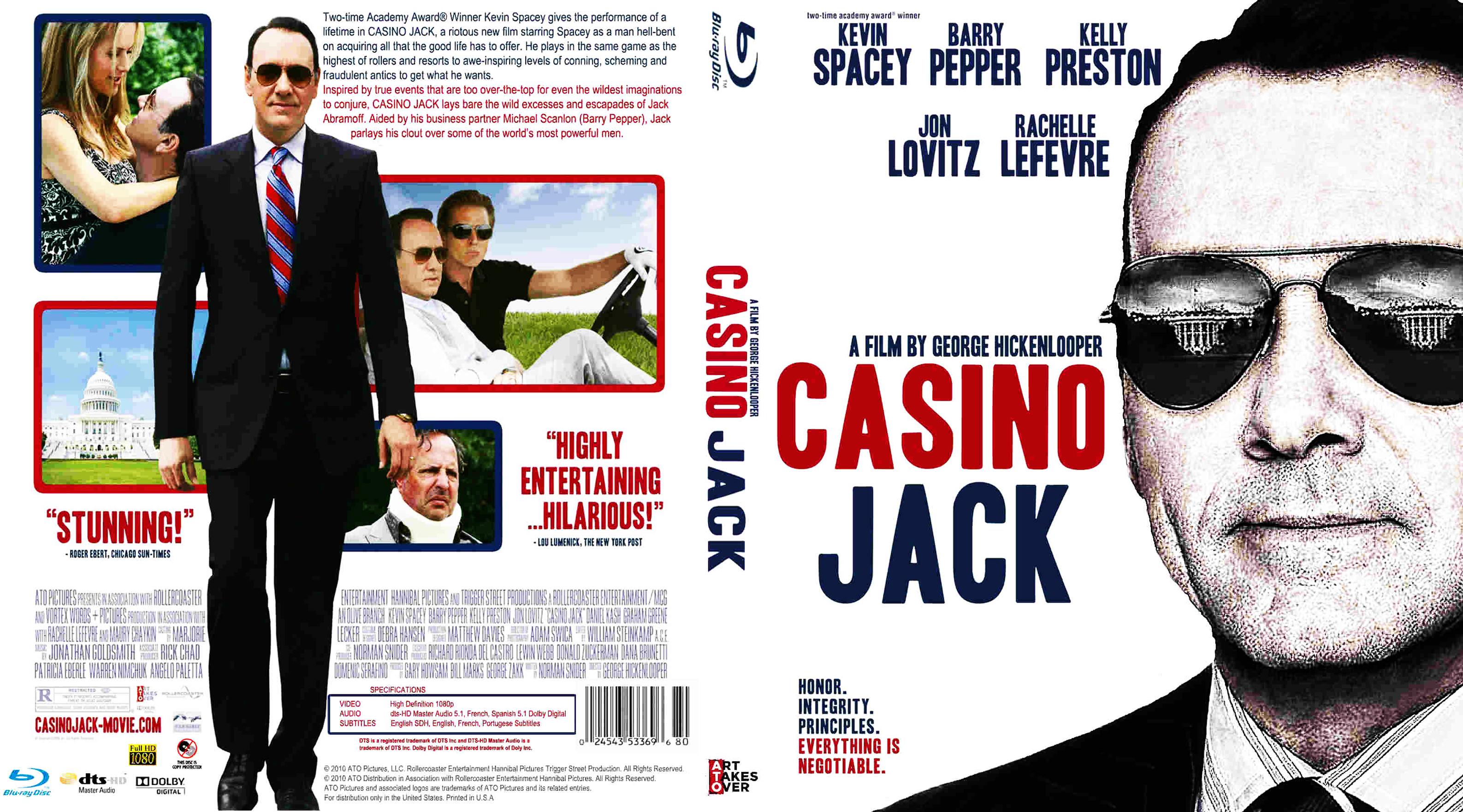 Casino jack movie