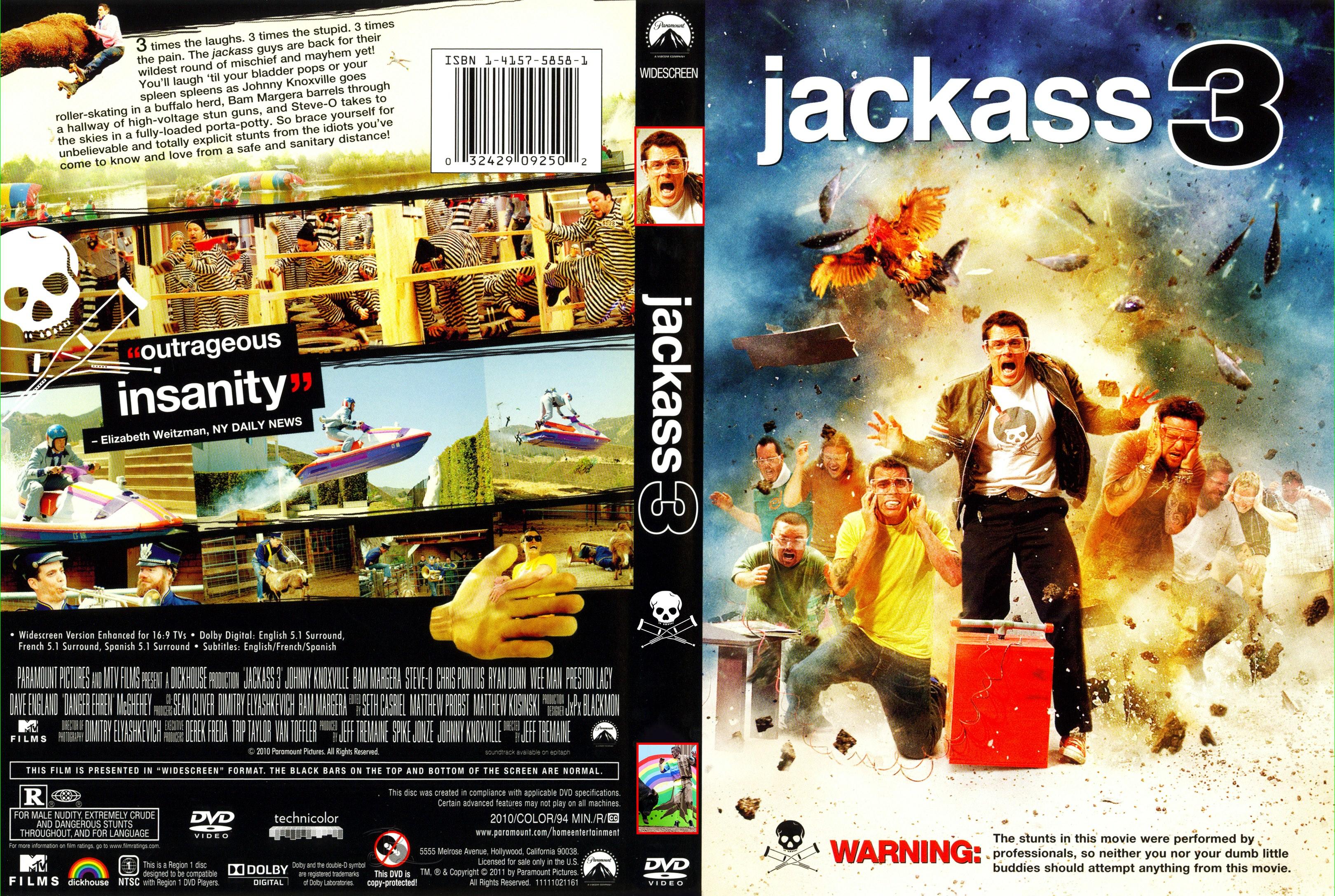 Jackass 3 3d