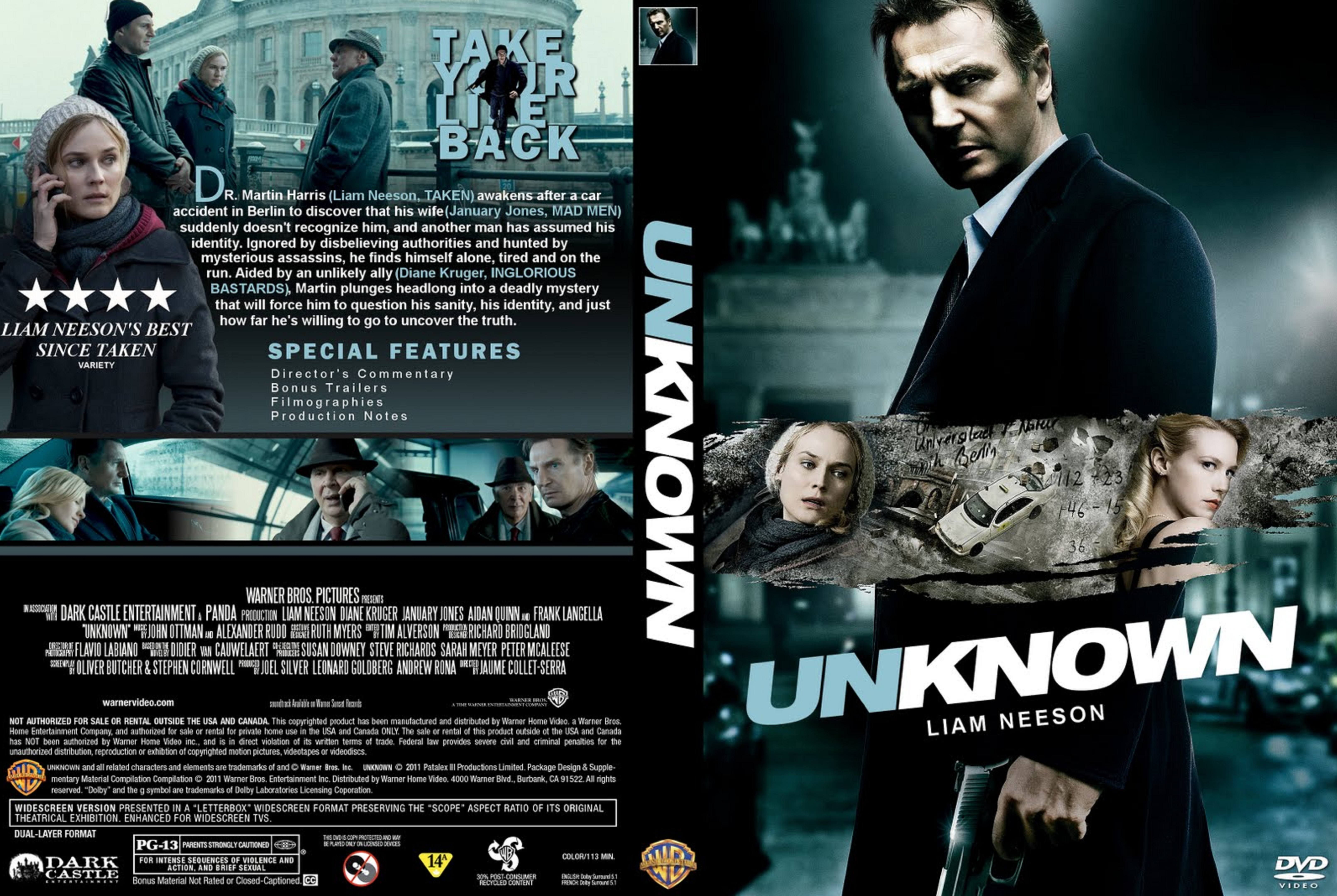 Covers Box Sk Unknown 2011 High Quality Dvd