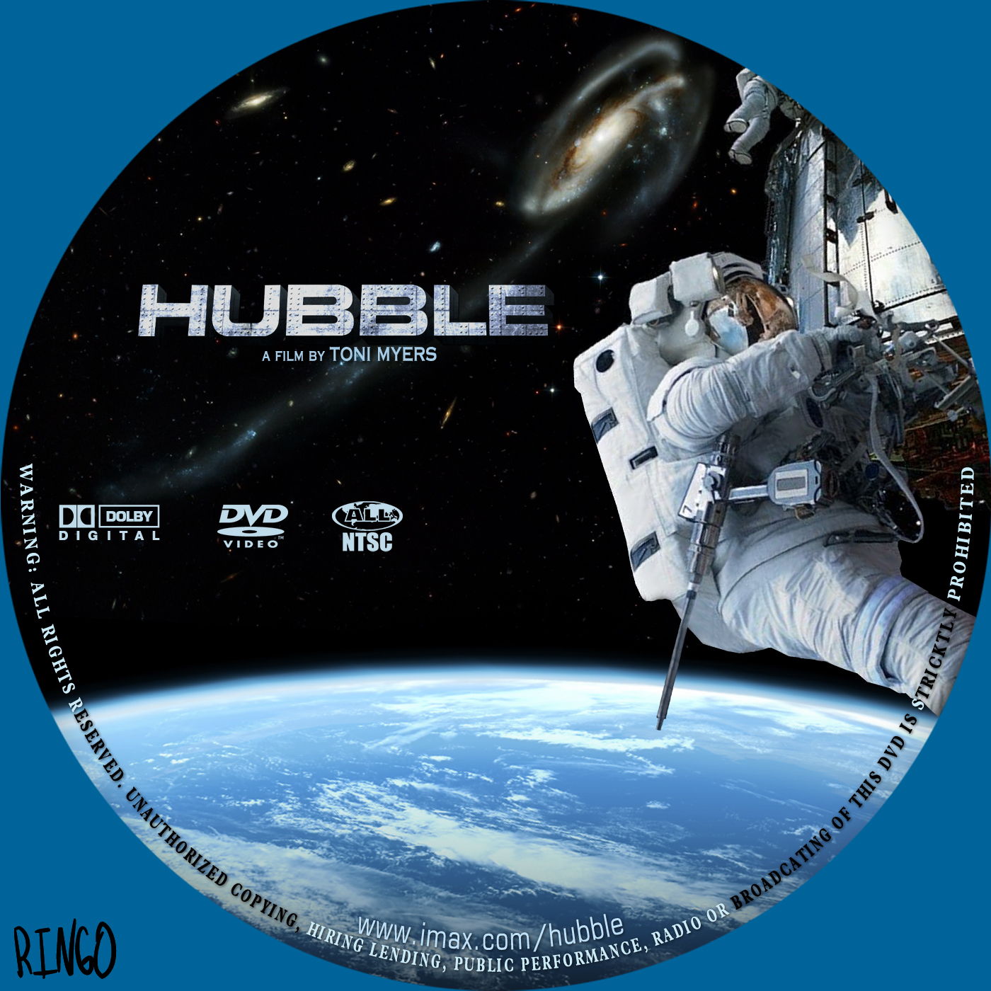 COVERS BOX SK ::: imax hubble 3D (2010) - high quality DVD / Blueray