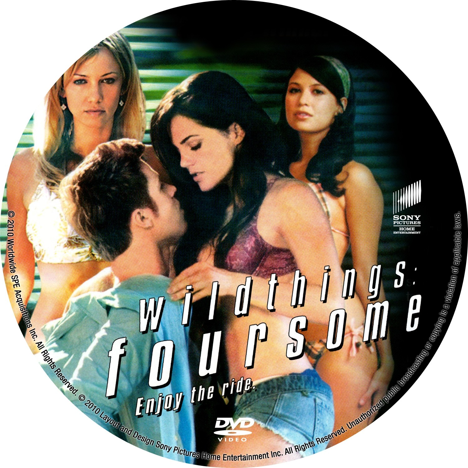 Hedonism pictures wild thing foursome full movie