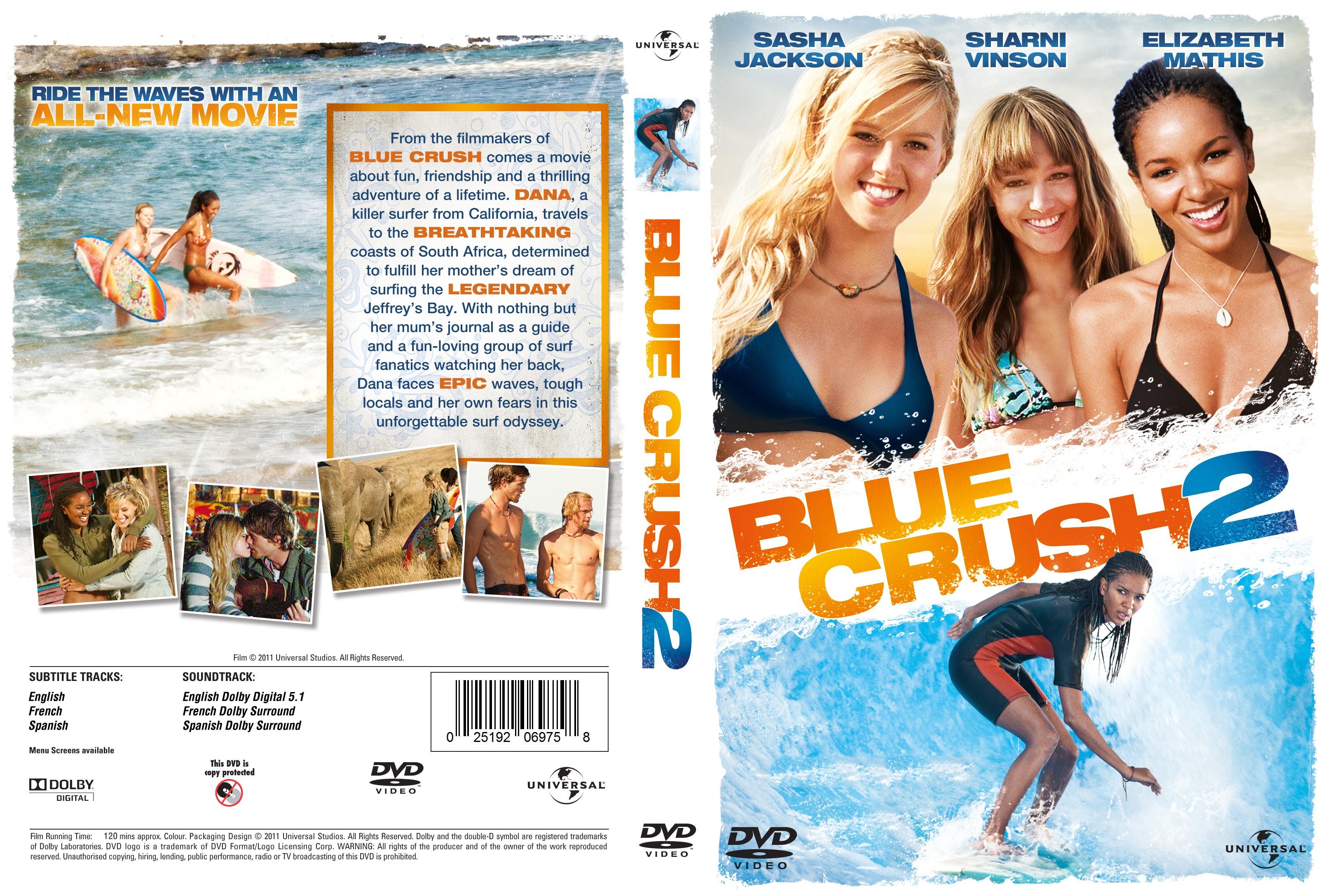 Blue crush 2 () (v) news.