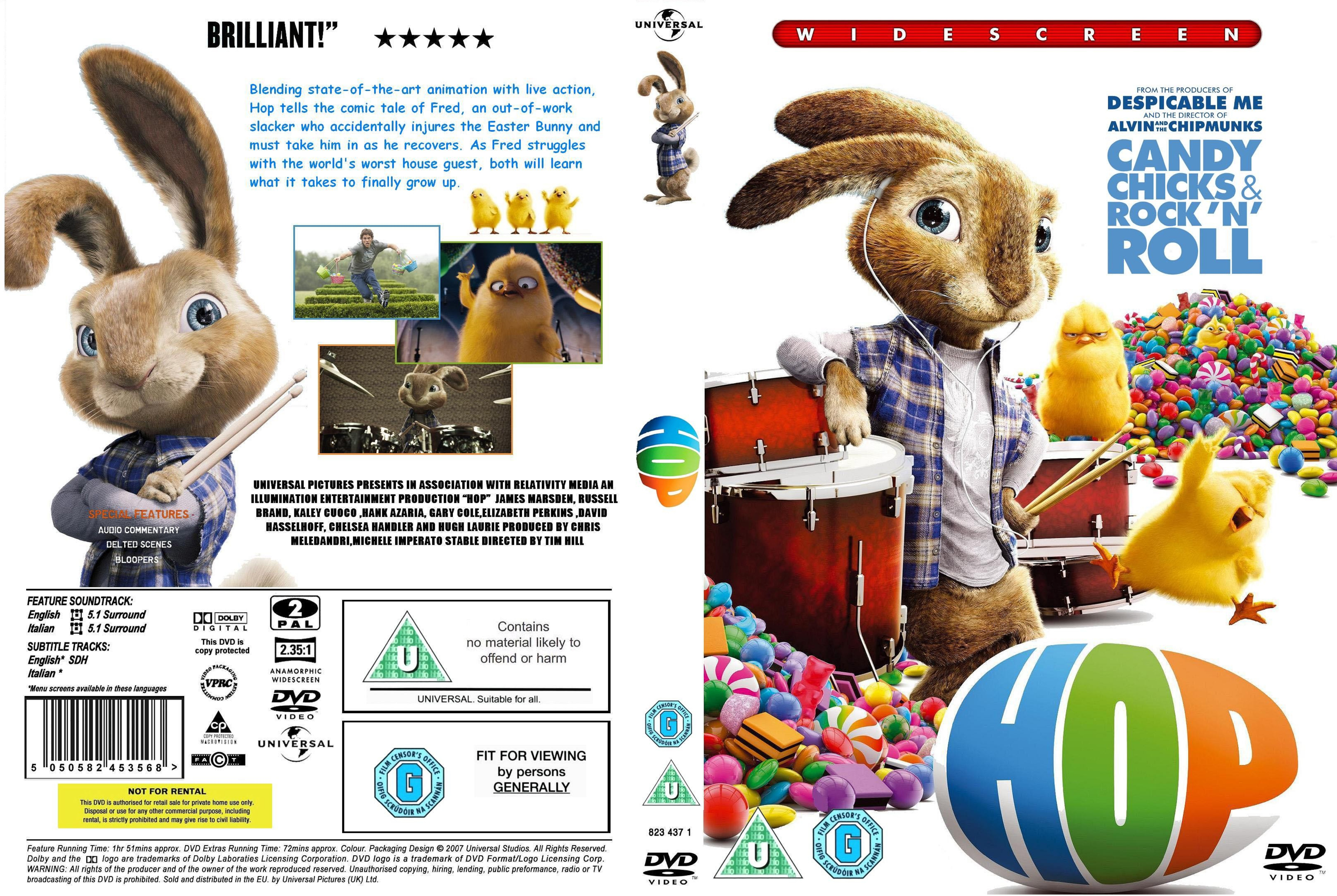 Covers Box Sk Hop 2011 High Quality Dvd Blueray Movie