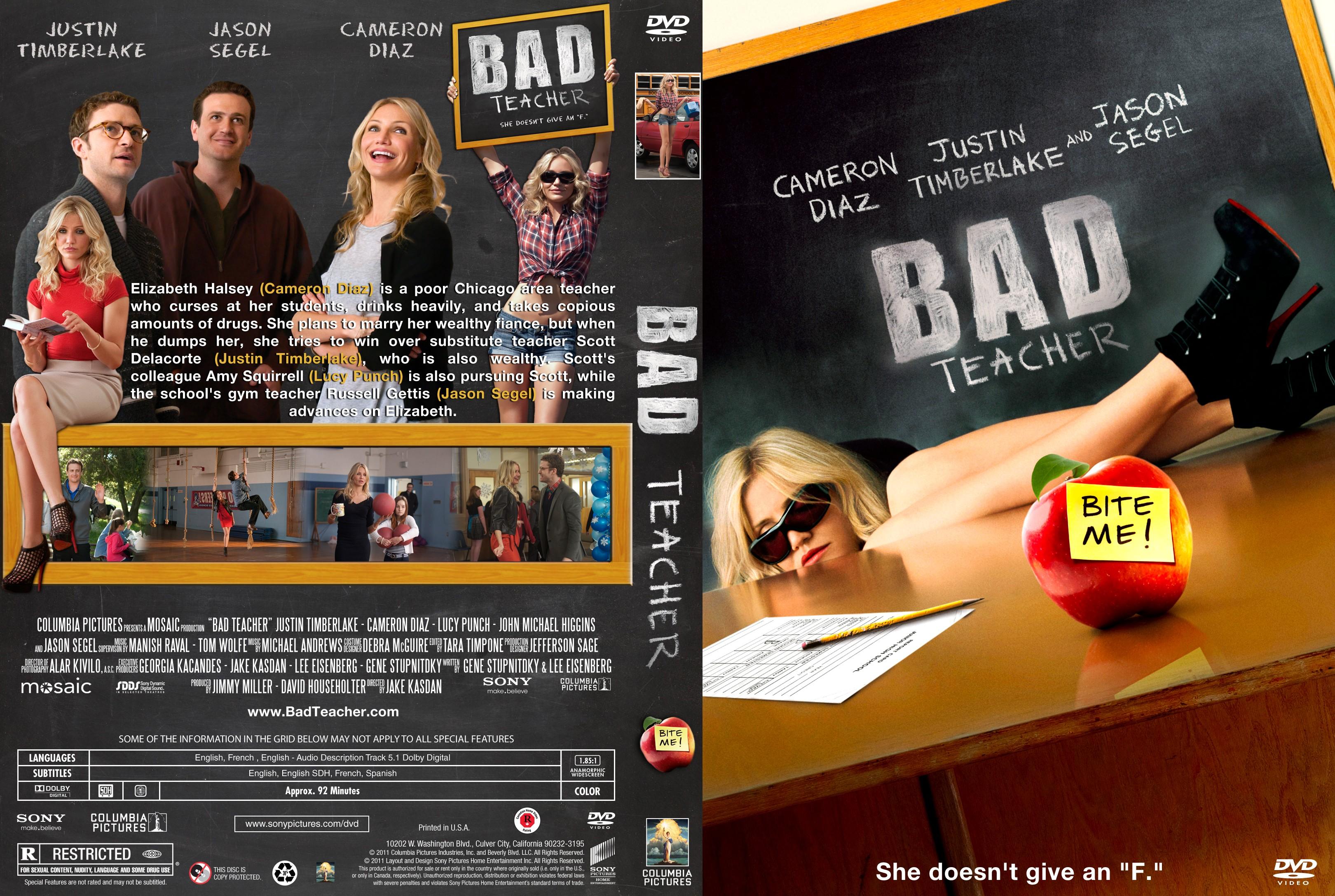 A Bad Teacher Full Movie