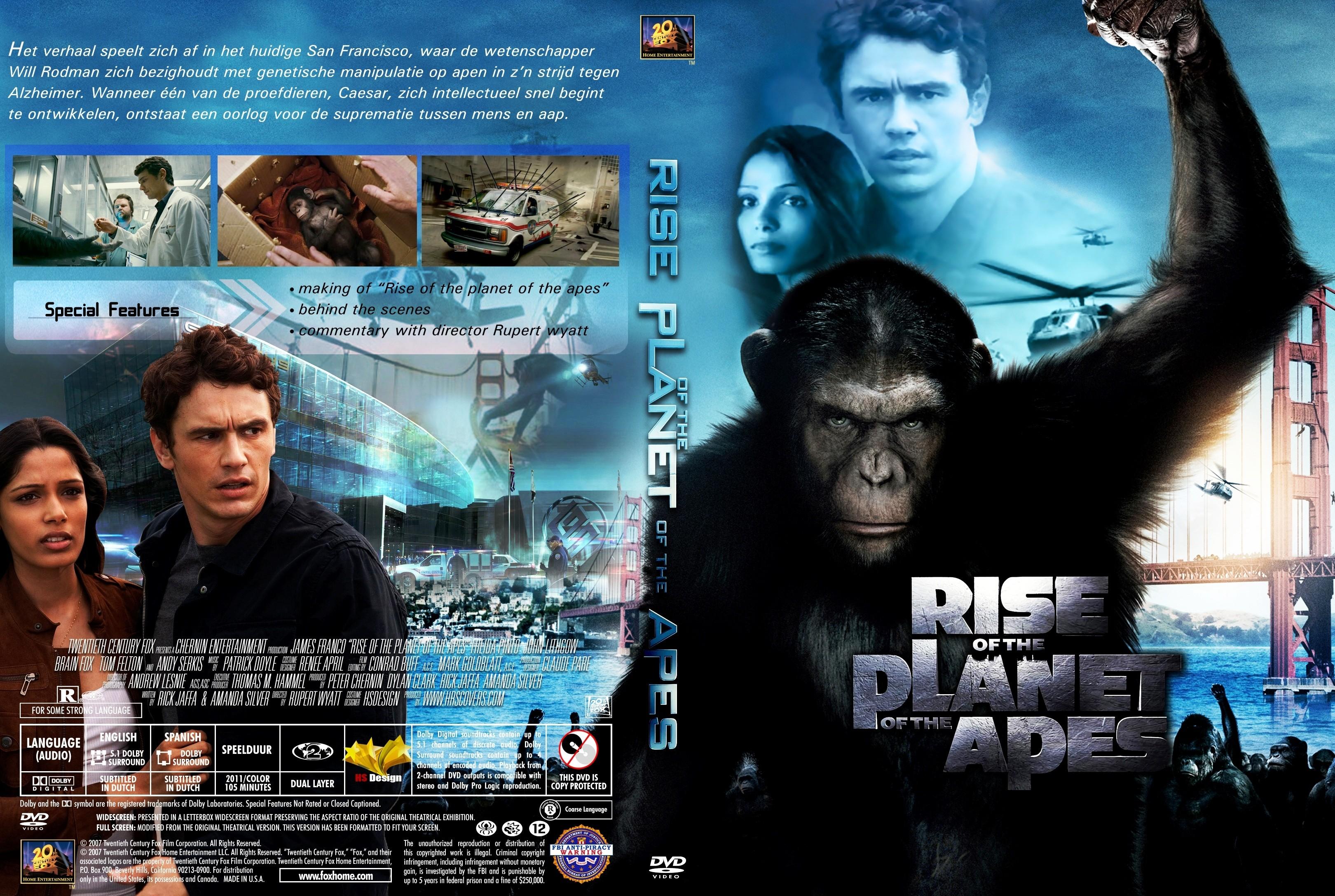 Ảnh trong phim Sự Nổi Dậy Của Hành Tinh Khỉ