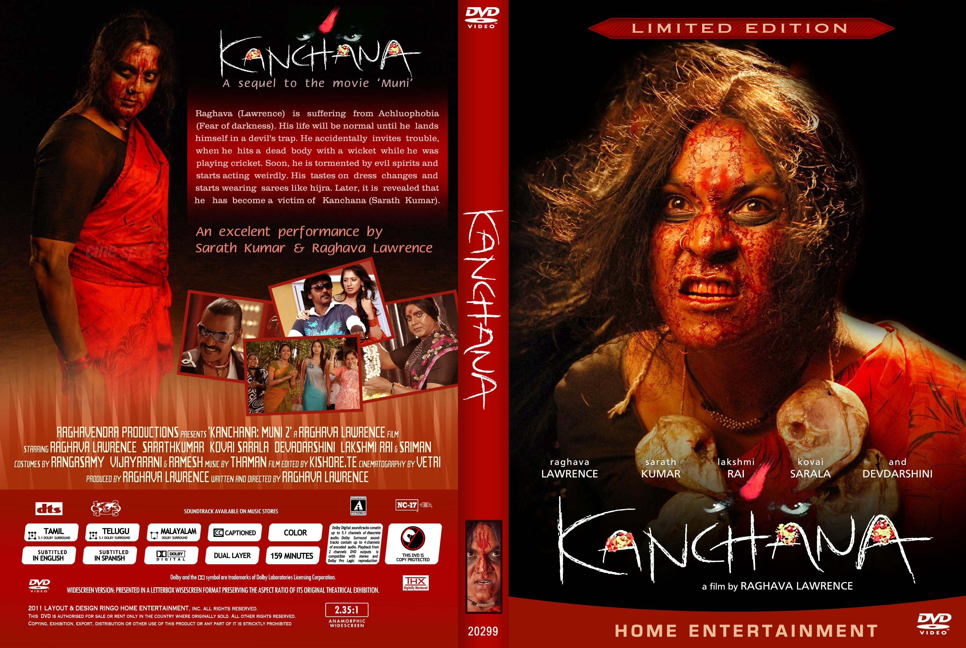 kanchana 2 muni 3 tamil full movie free download
