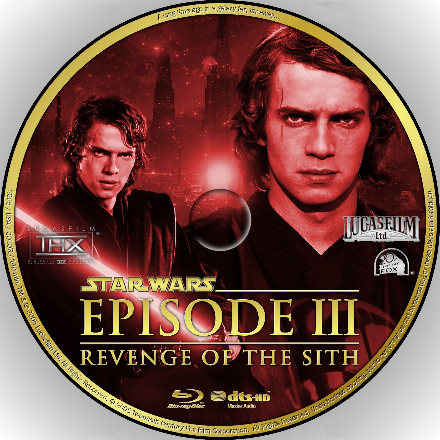 Covers Box Sk Star Wars Episode Iii Revenge Of The Sith High Quality Dvd Blueray Movie