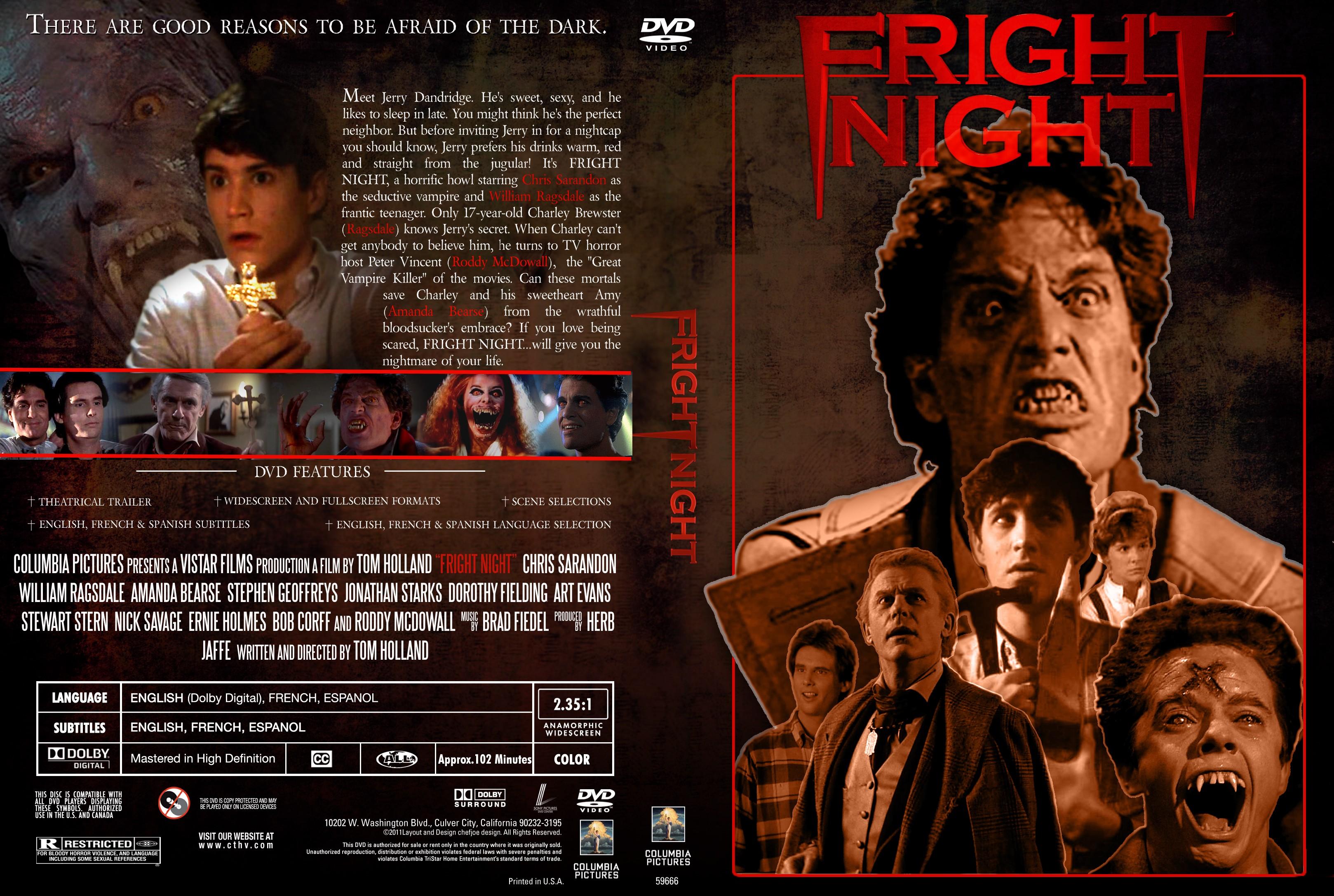 Fright Night 2 2013 Full Horror Movie English  YouTube