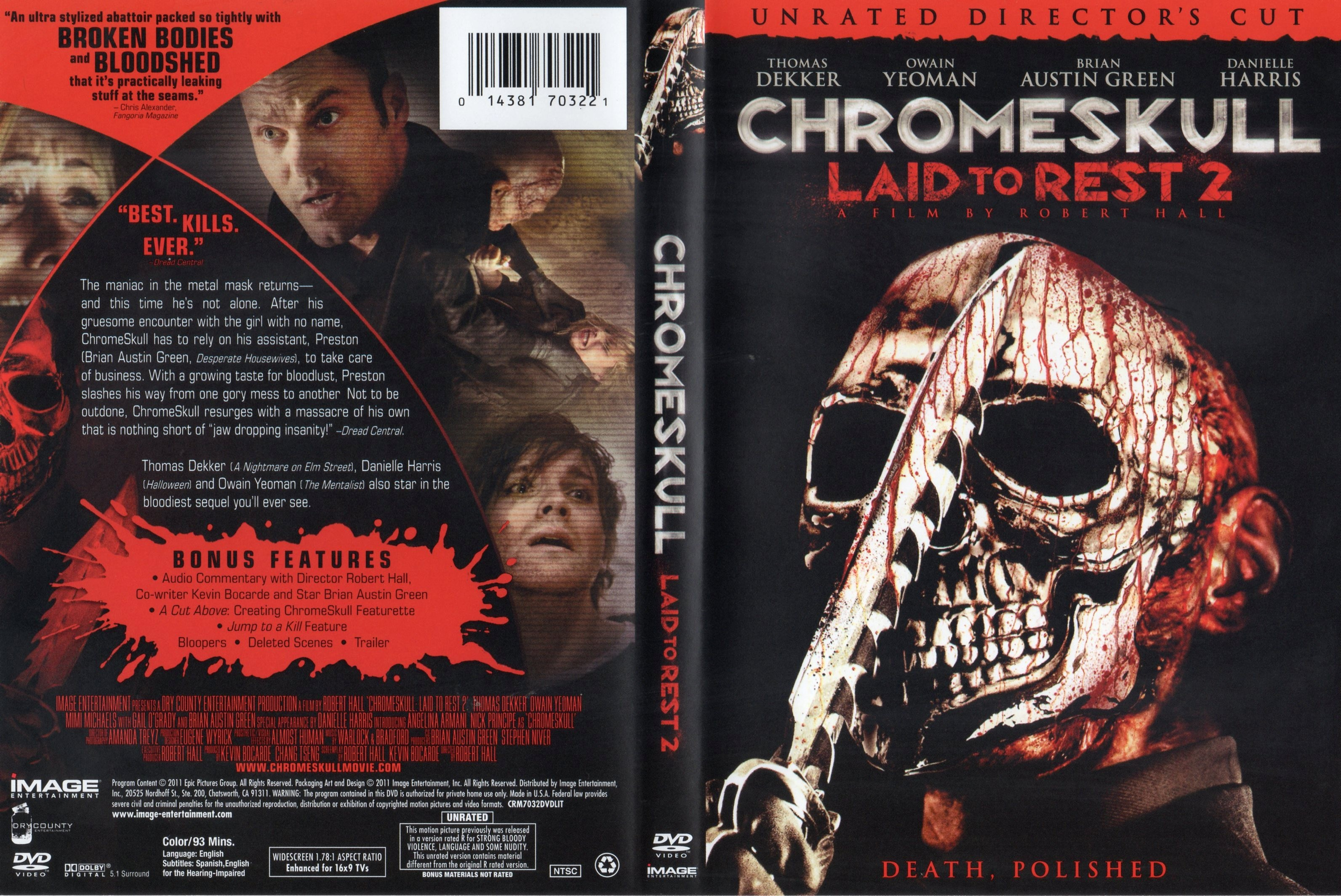 covers box sk chromeskull laid to rest 2 2011 high quality