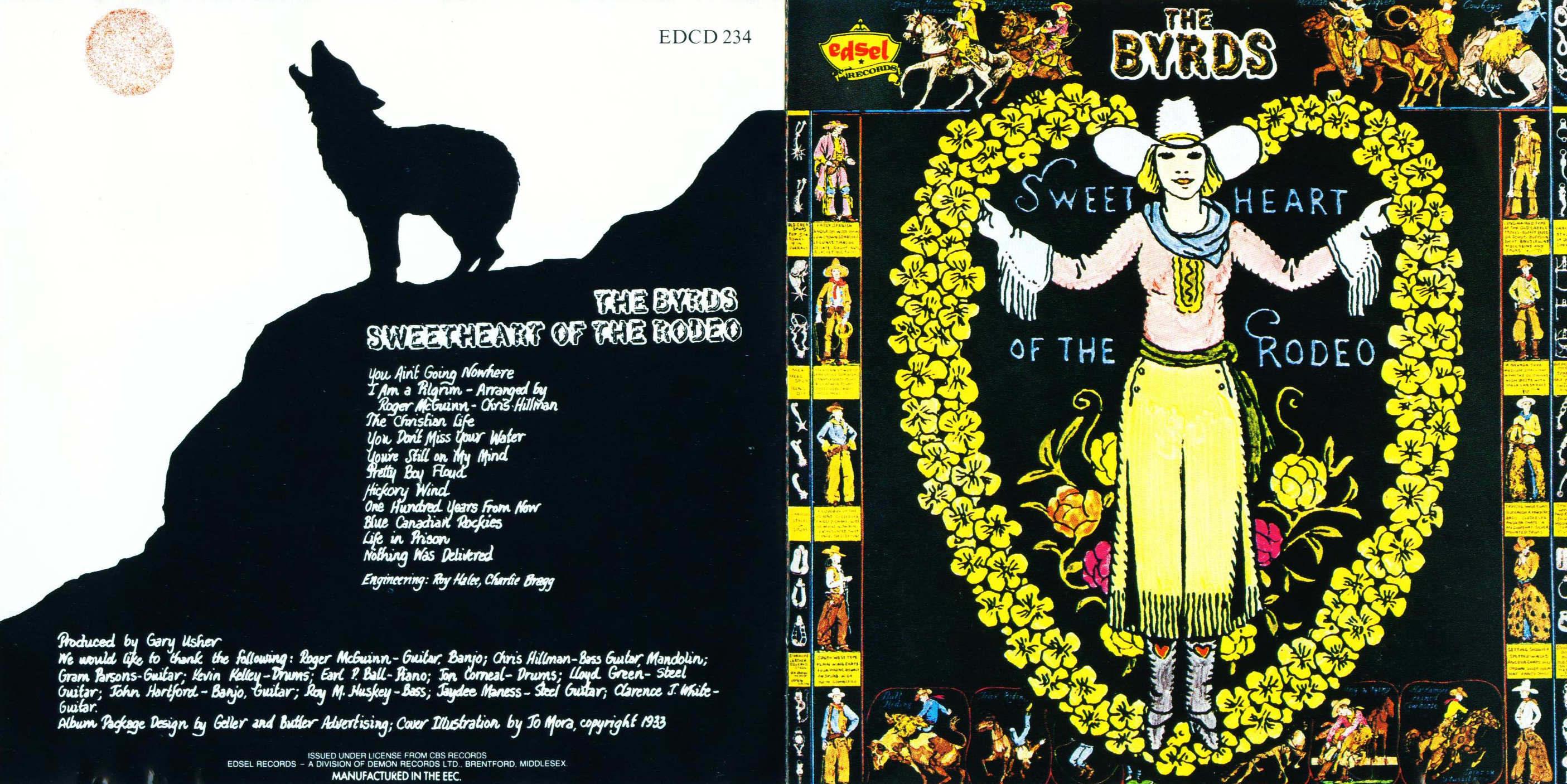 covers box sk byrds the sweetheart of the rodeo high quality dvd blueray movie. Black Bedroom Furniture Sets. Home Design Ideas
