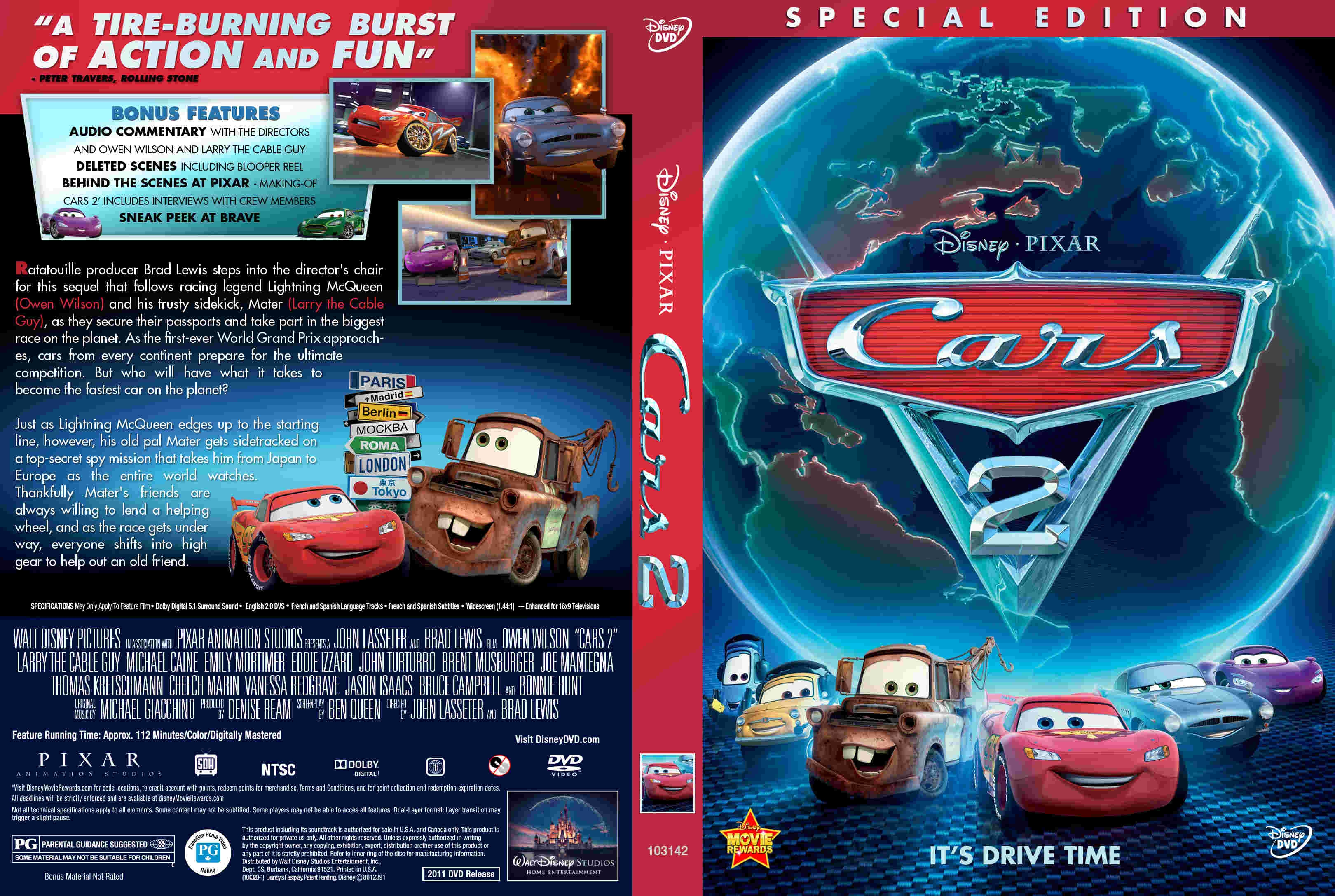 covers box sk cars 2 high quality dvd blueray movie. Black Bedroom Furniture Sets. Home Design Ideas