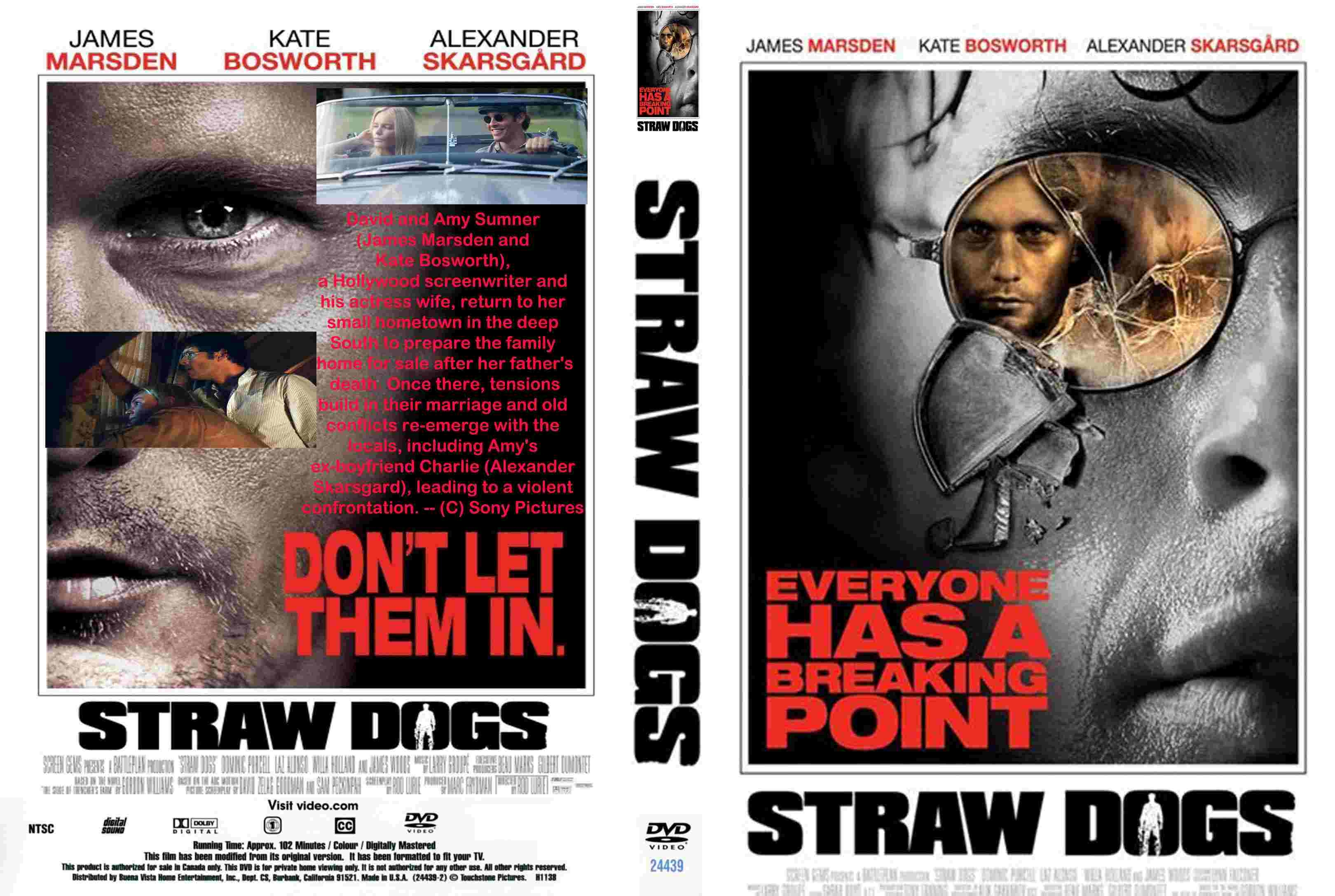straw dog 2011 full movie