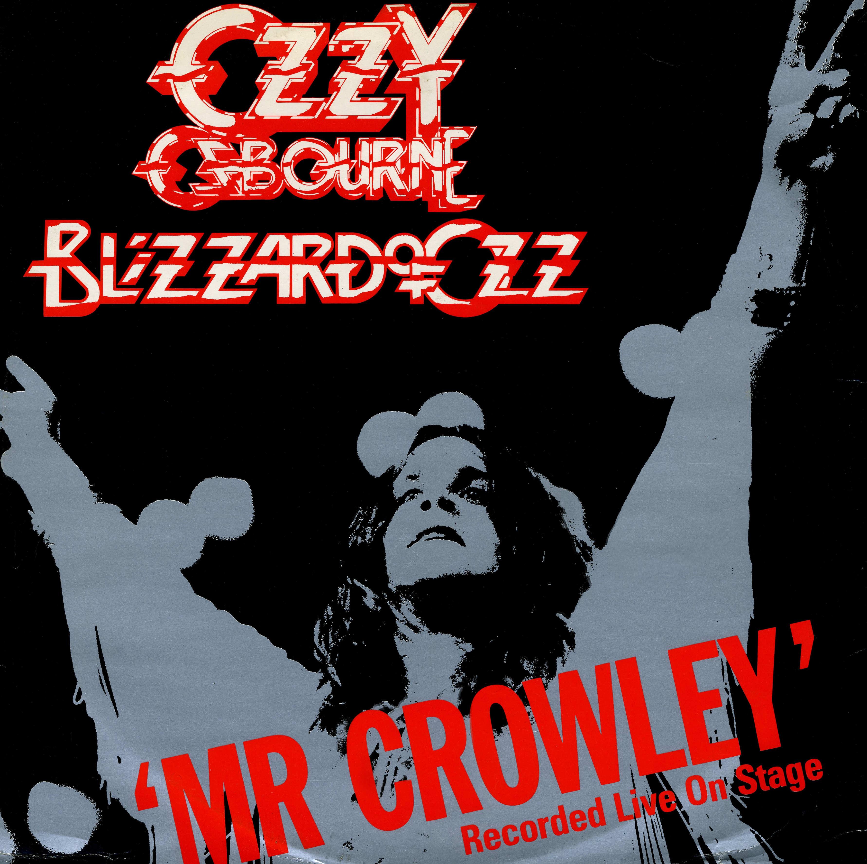coversboxsk ozzy osbourne mr crowley vinyl