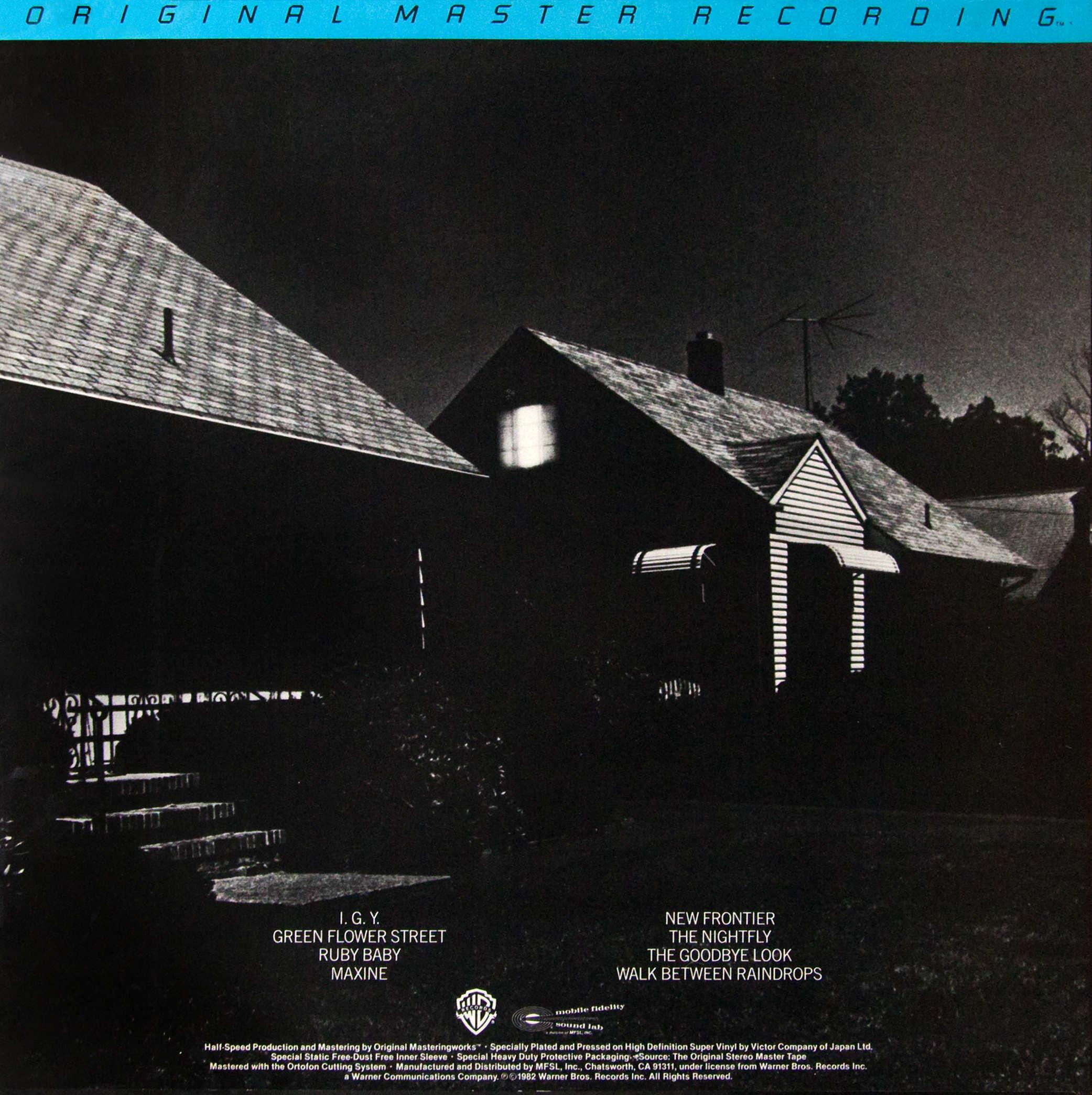 The nightfly: amazon. Co. Uk: music.
