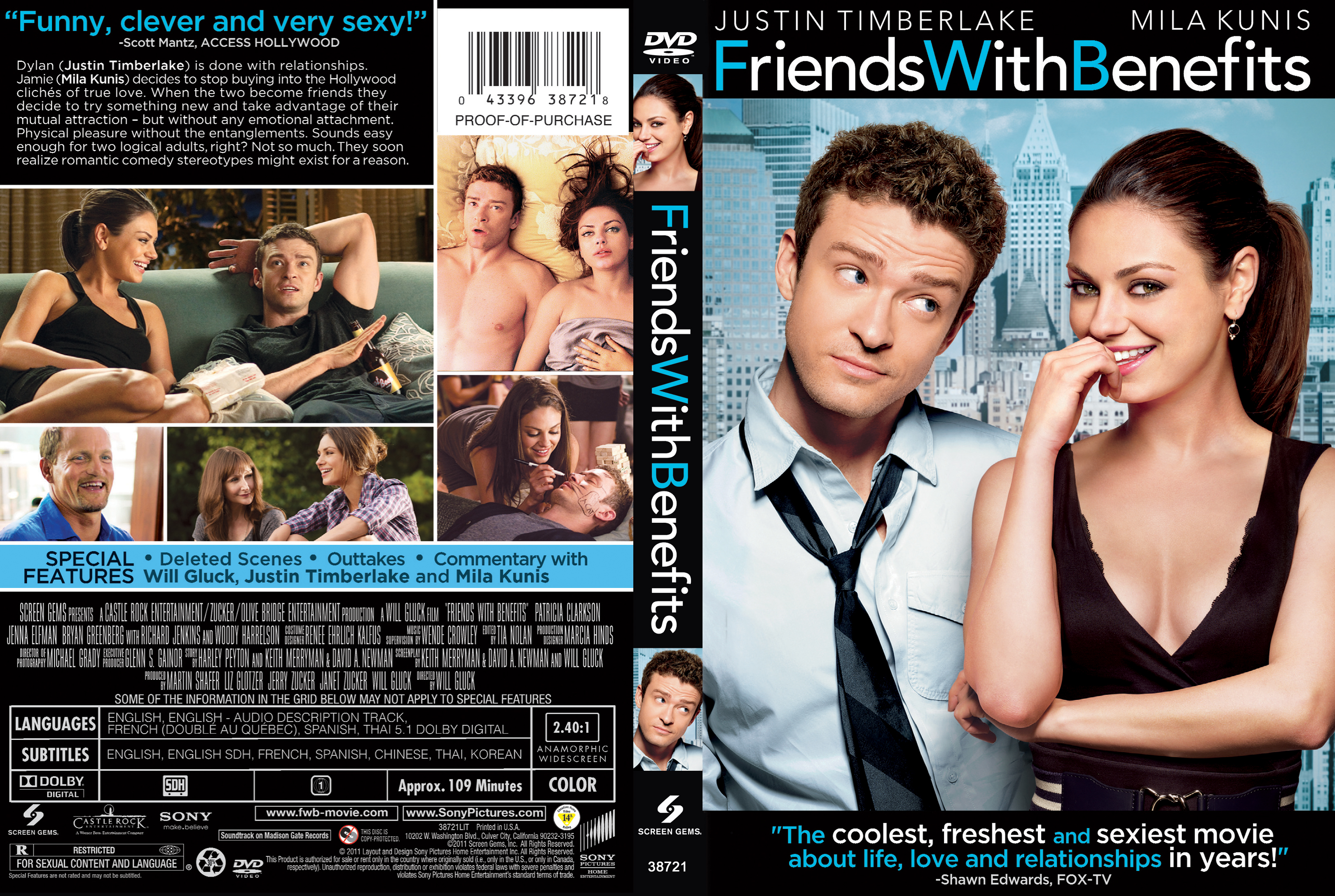 Friends With Benefits 2011 Movie Download Free