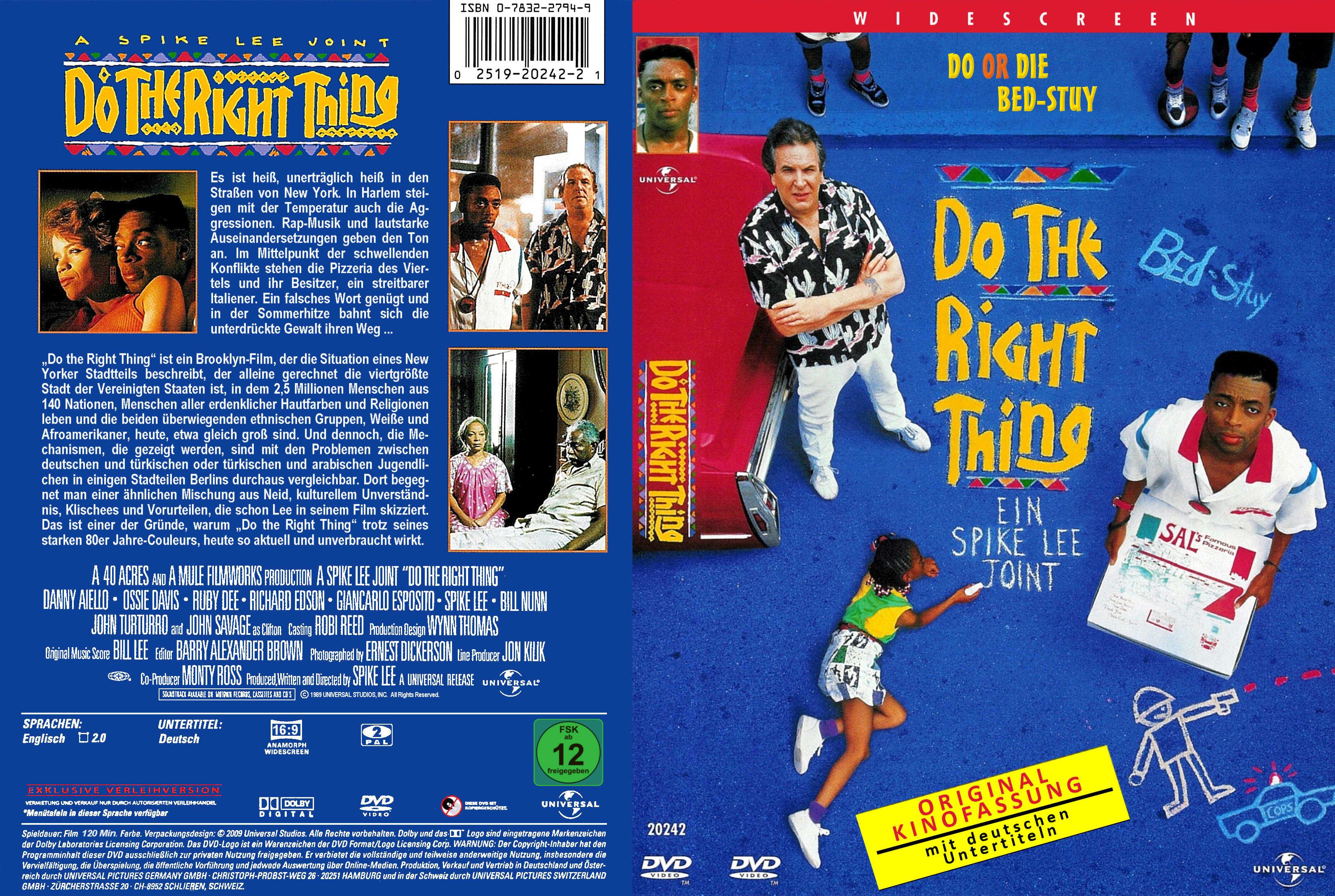 Kết quả hình ảnh cho Do The Right Thing (1989)