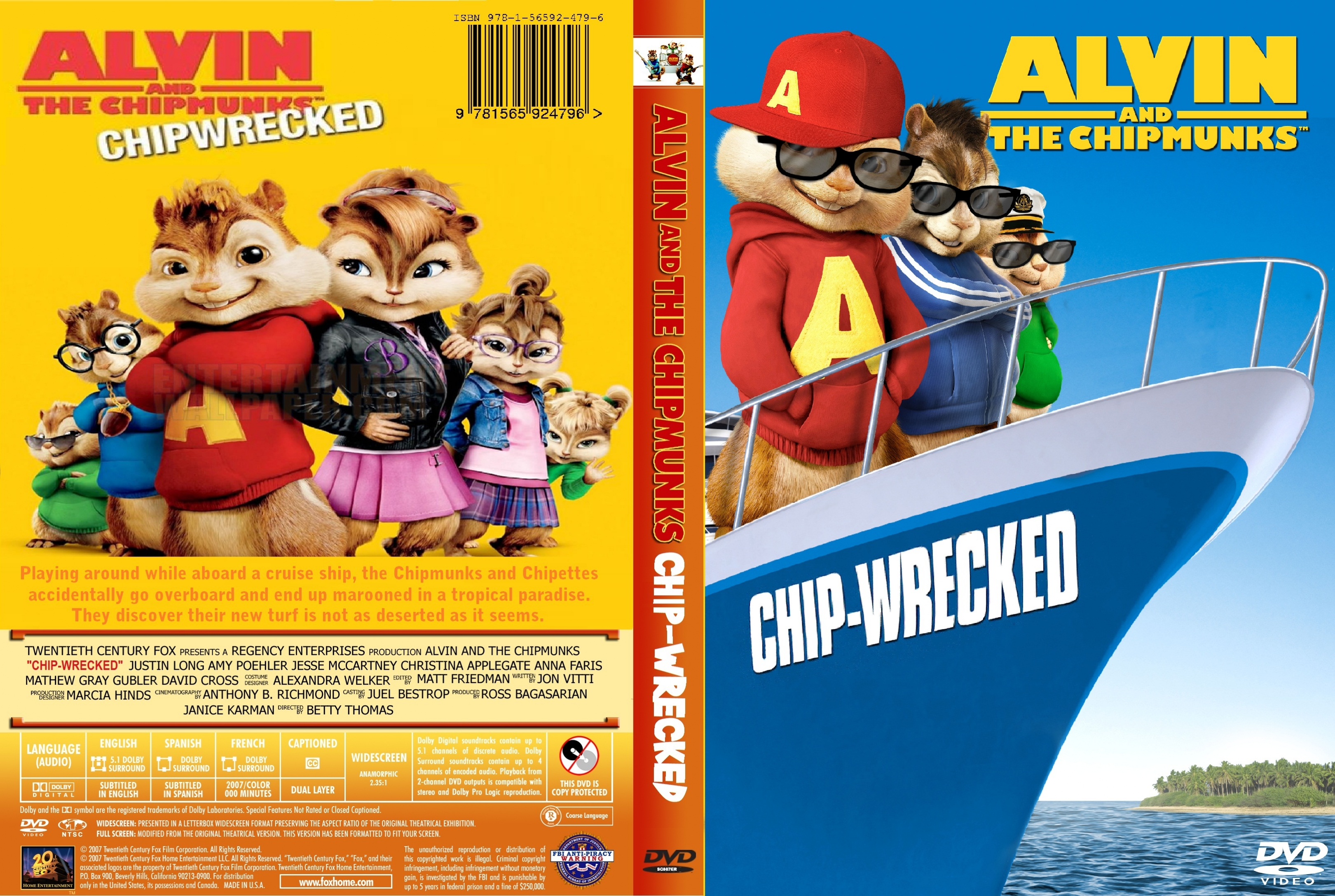 covers box sk alvin and the chipmunks chipwrecked 2011 high