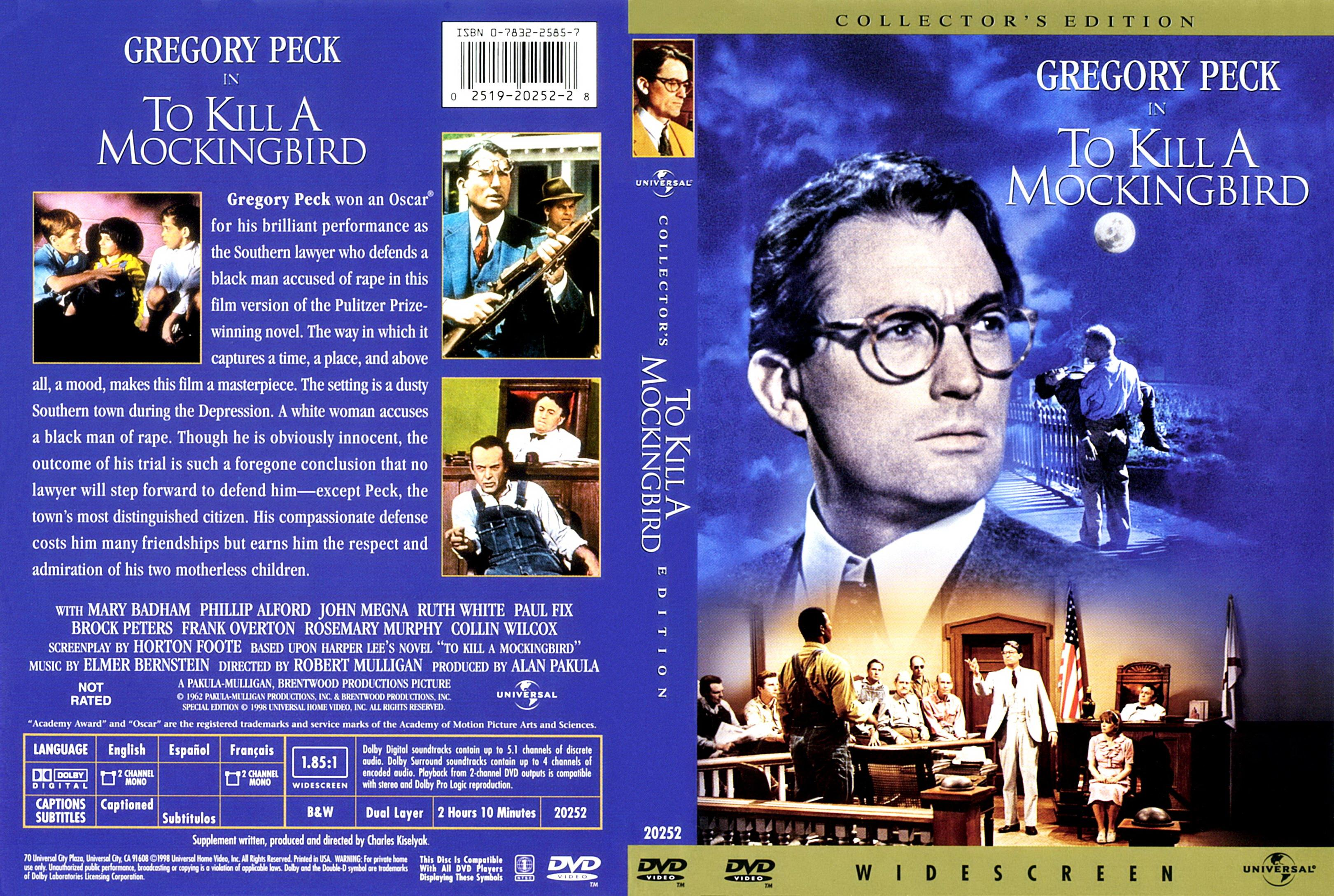To kill a mockingbird whole movie