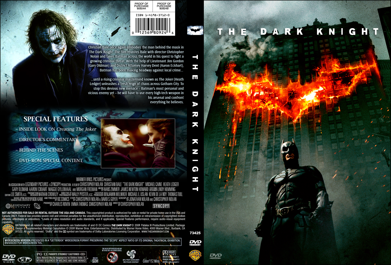covers box sk dark knight dvd english high quality dvd