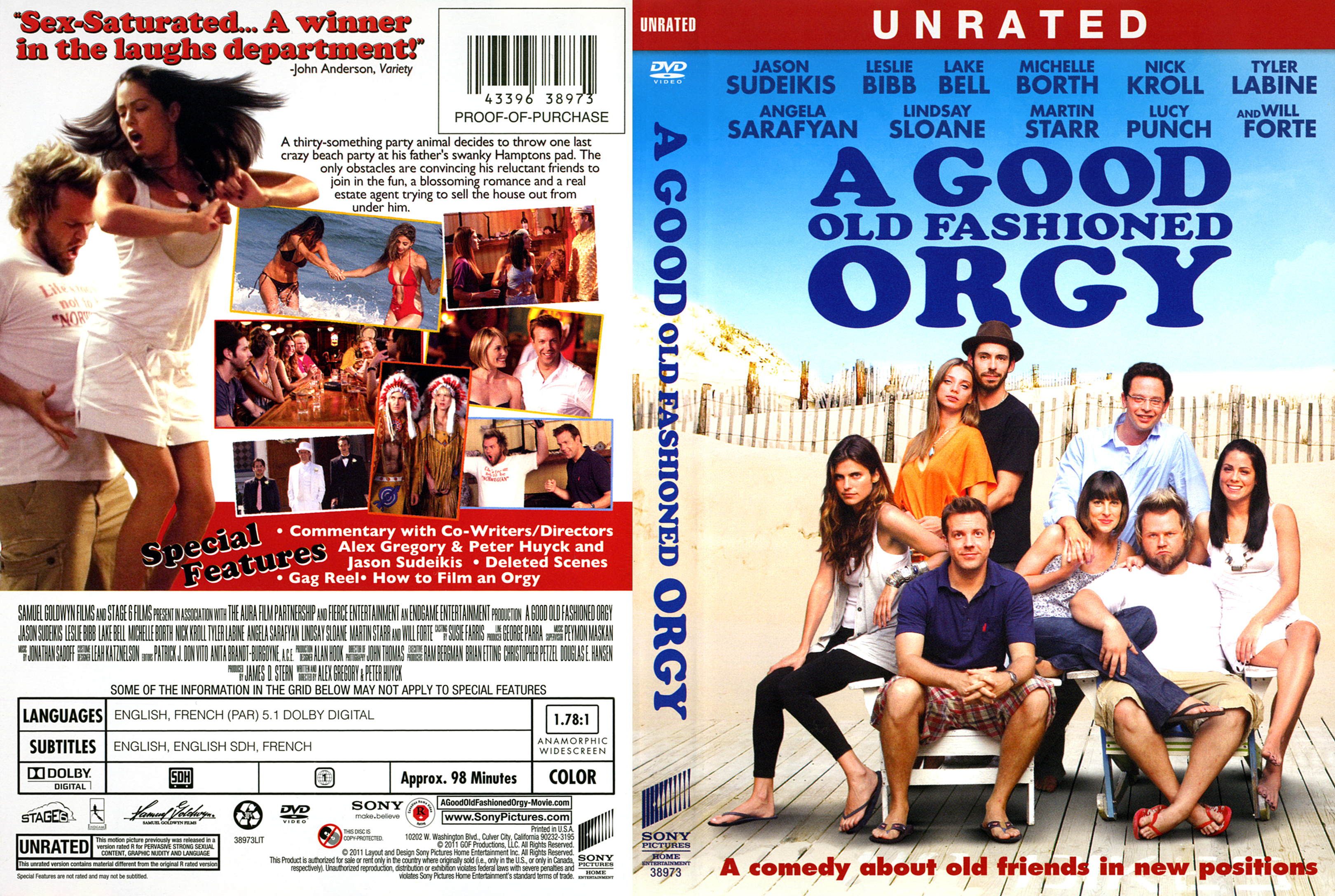 a good old fashioned orgy movie Is this movie not available in your country?.